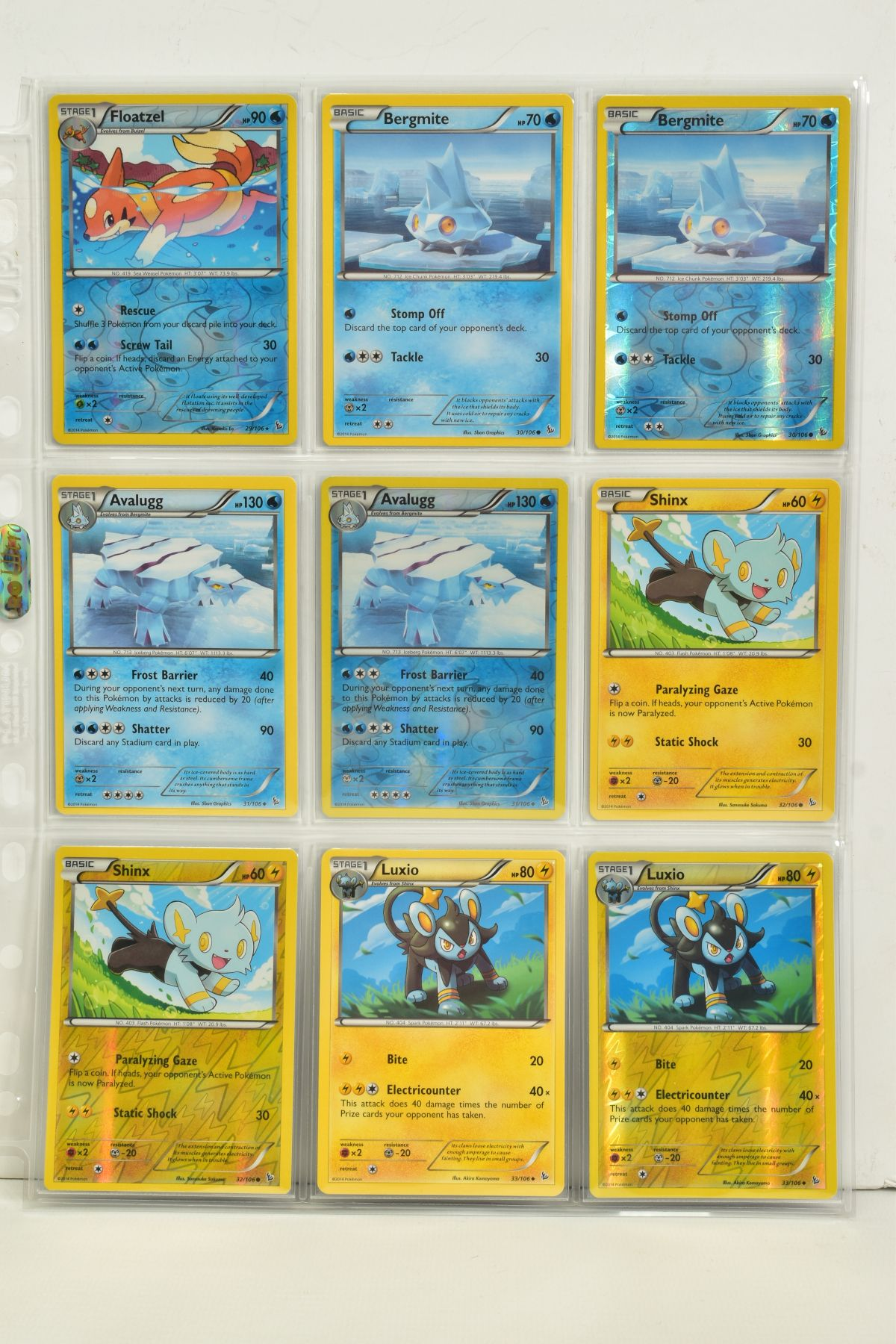 A COLLECTION OF ASSORTED POKEMON CARDS, to include complete master sets of XY Steam Siege, XY - Image 8 of 87