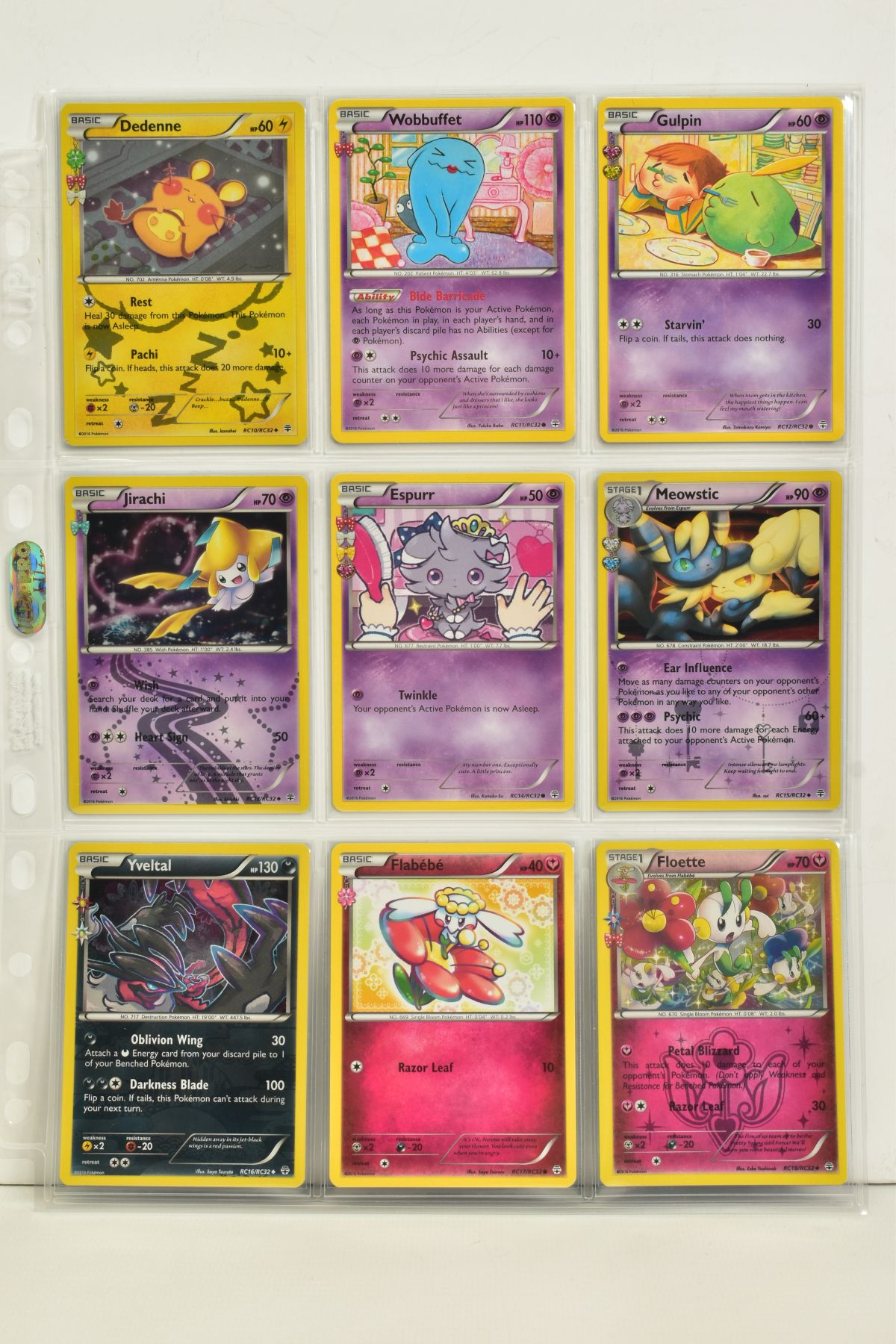 A COLLECTION OF ASSORTED POKEMON CARDS, to include complete master sets of XY Primal Clash, XY - Image 91 of 144