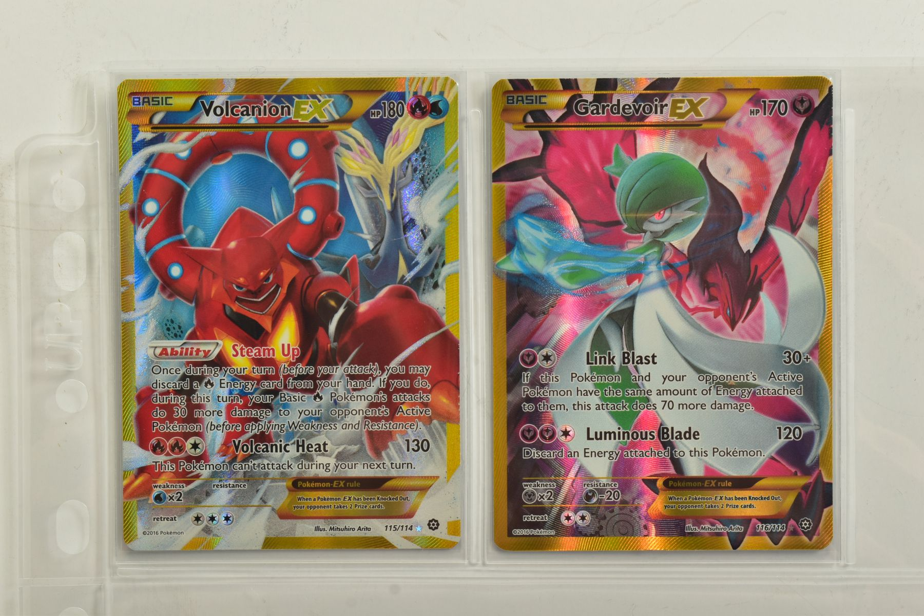 A COLLECTION OF ASSORTED POKEMON CARDS, to include complete master sets of XY Steam Siege, XY - Image 85 of 87