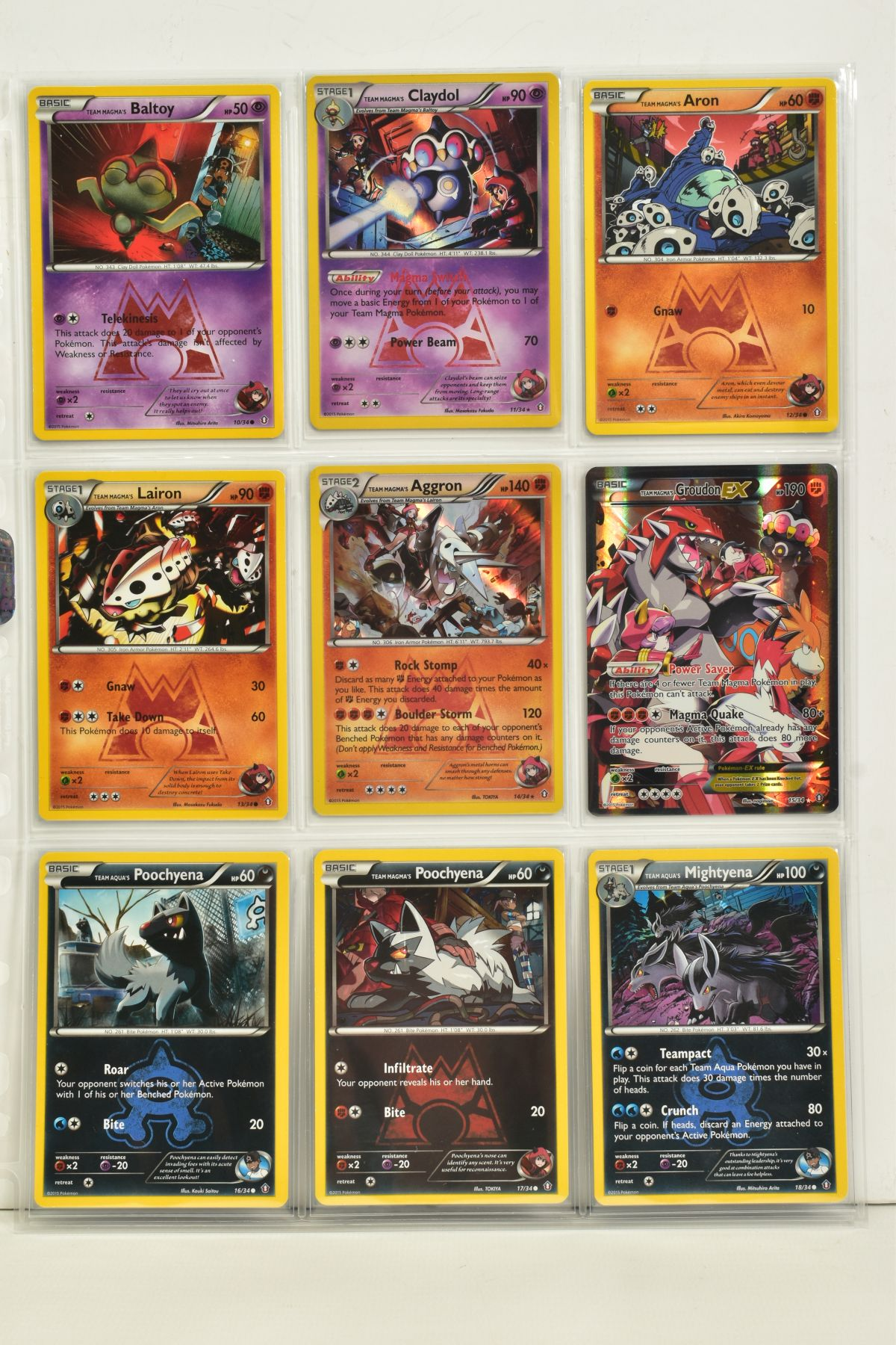 A COLLECTION OF ASSORTED POKEMON CARDS, to include complete master sets of XY Primal Clash, XY - Image 68 of 144