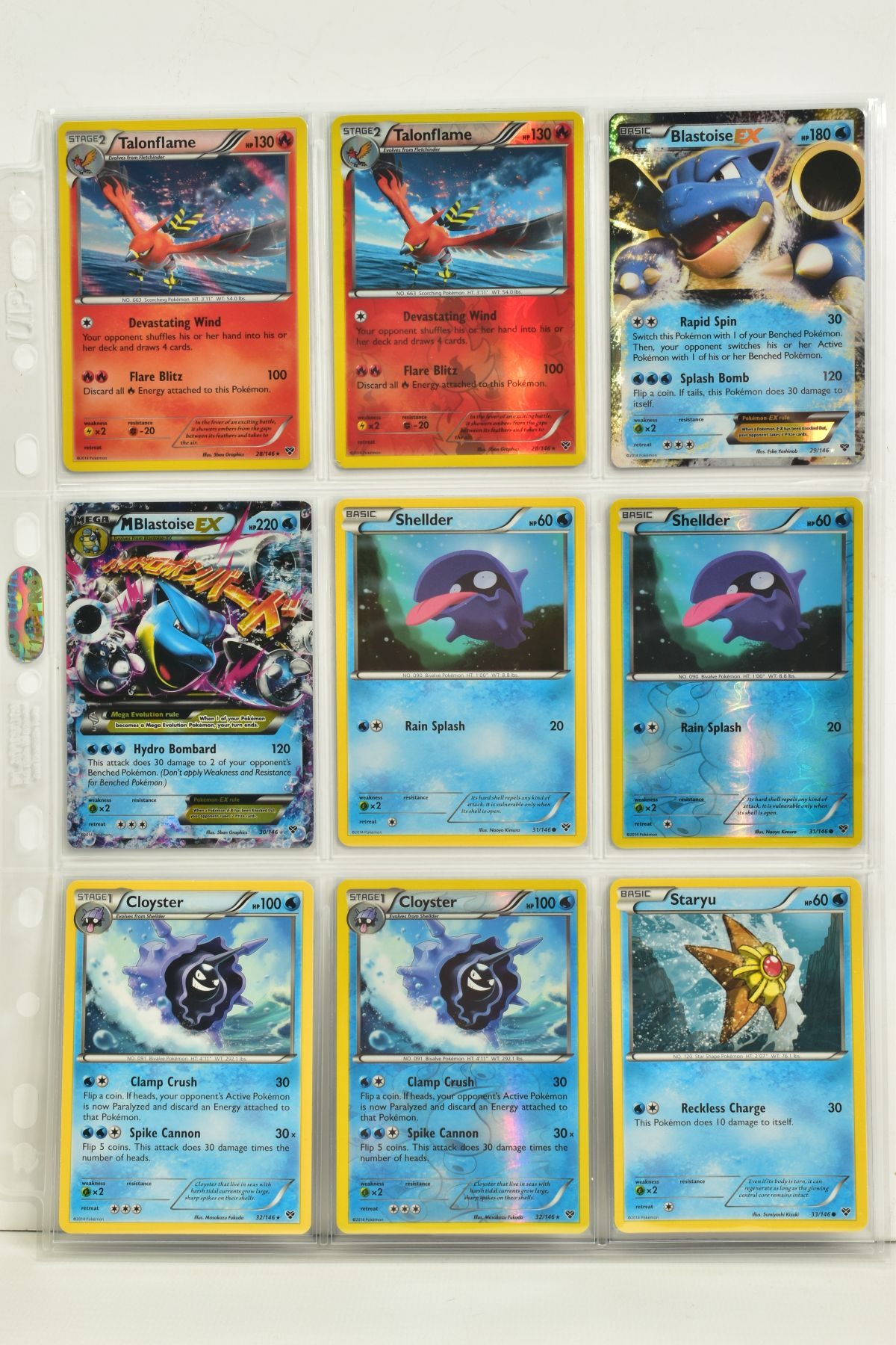 A COLLECTION OF ASSORTED POKEMON CARDS, to include complete master sets of XY Primal Clash, XY - Image 100 of 144