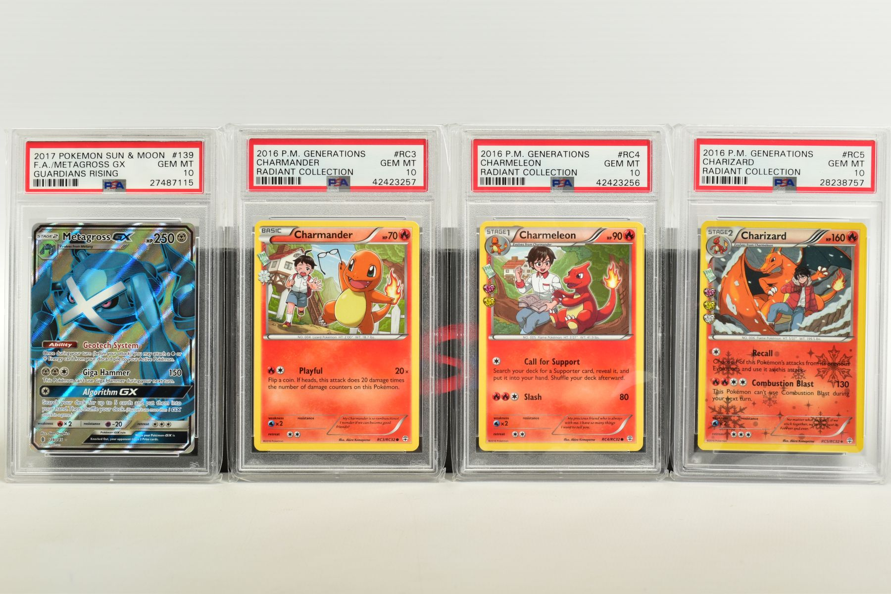 A QUANTITY OF PSA GRADED POKEMON CARDS, assorted cards from the Southern Islands Promos, Build-A- - Image 10 of 12