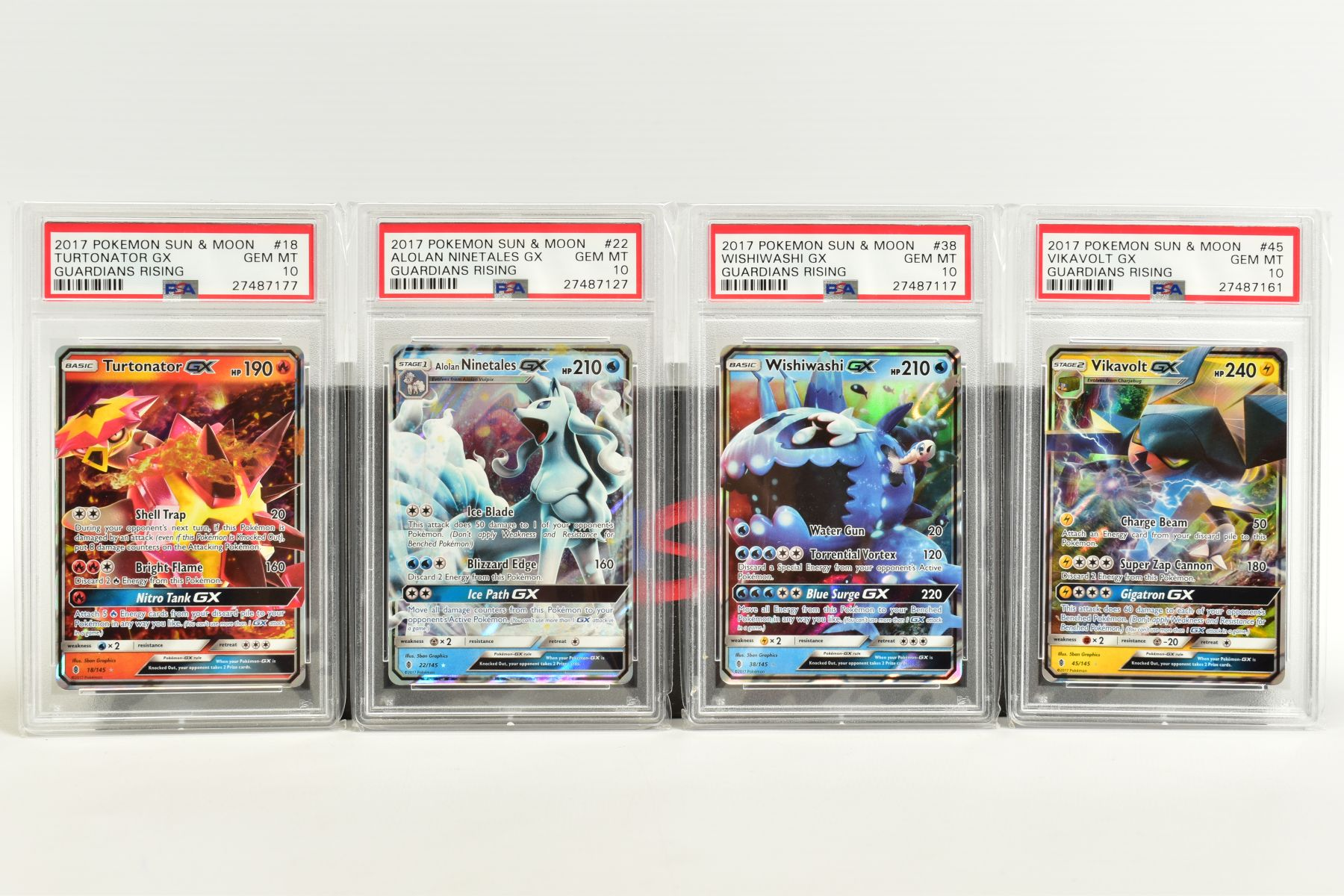 A QUANTITY OF PSA GRADED POKEMON CARDS, assorted cards from the Southern Islands Promos, Build-A- - Image 7 of 12