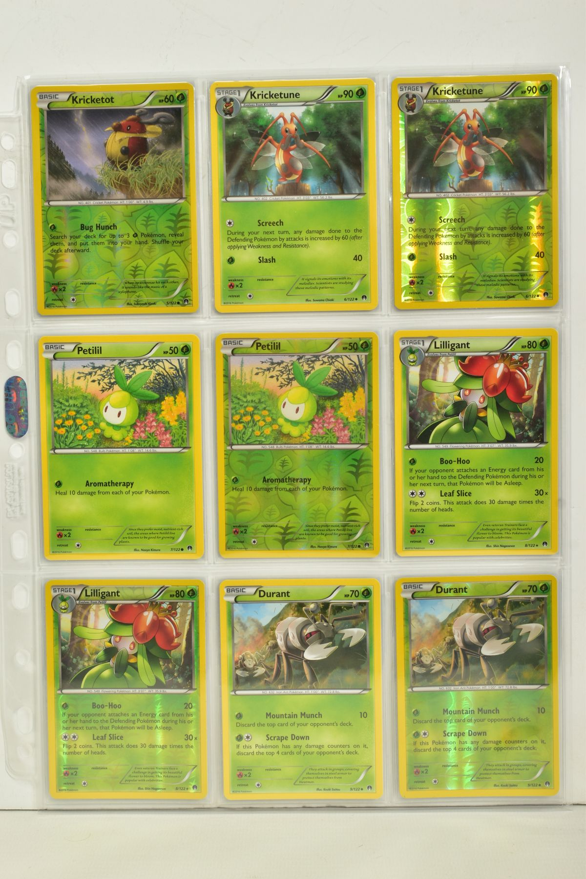 A COLLECTION OF ASSORTED POKEMON CARDS, to include complete master sets of XY Breakpoint, XY Roaring - Image 41 of 108
