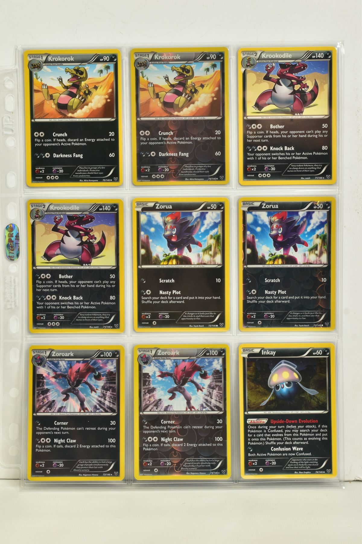 A COLLECTION OF ASSORTED POKEMON CARDS, to include complete master sets of XY Primal Clash, XY - Image 109 of 144