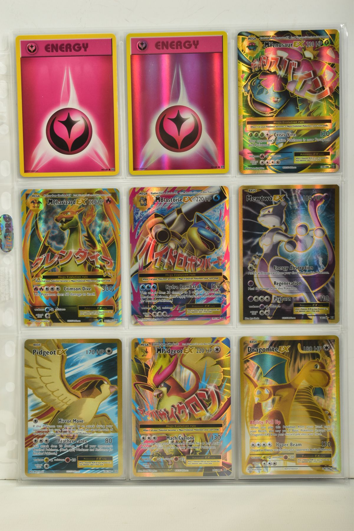 A COLLECTION OF ASSORTED POKEMON CARDS, to include complete master sets of XY Breakpoint, XY Roaring - Image 107 of 108