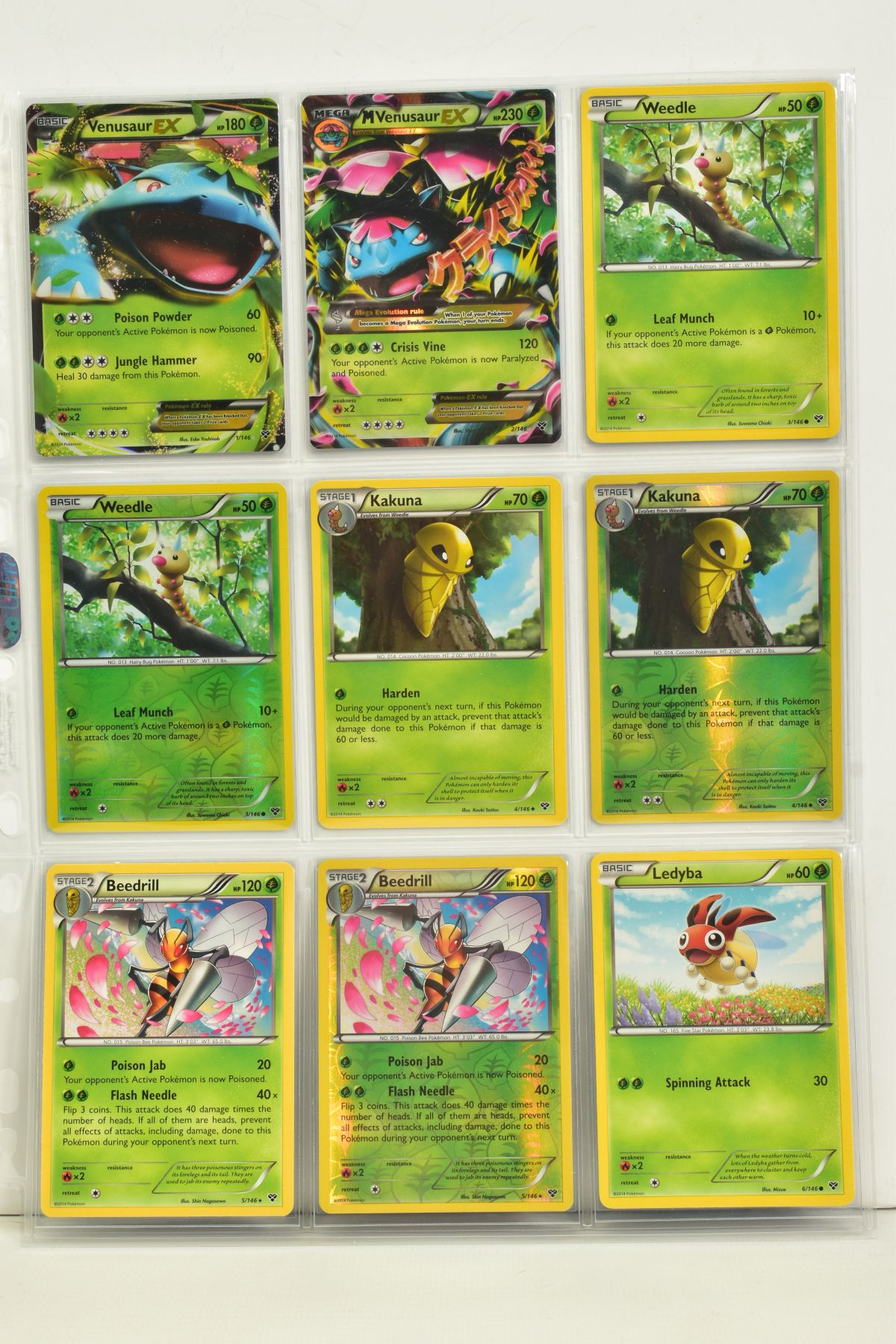 A COLLECTION OF ASSORTED POKEMON CARDS, to include complete master sets of XY Primal Clash, XY - Image 94 of 144
