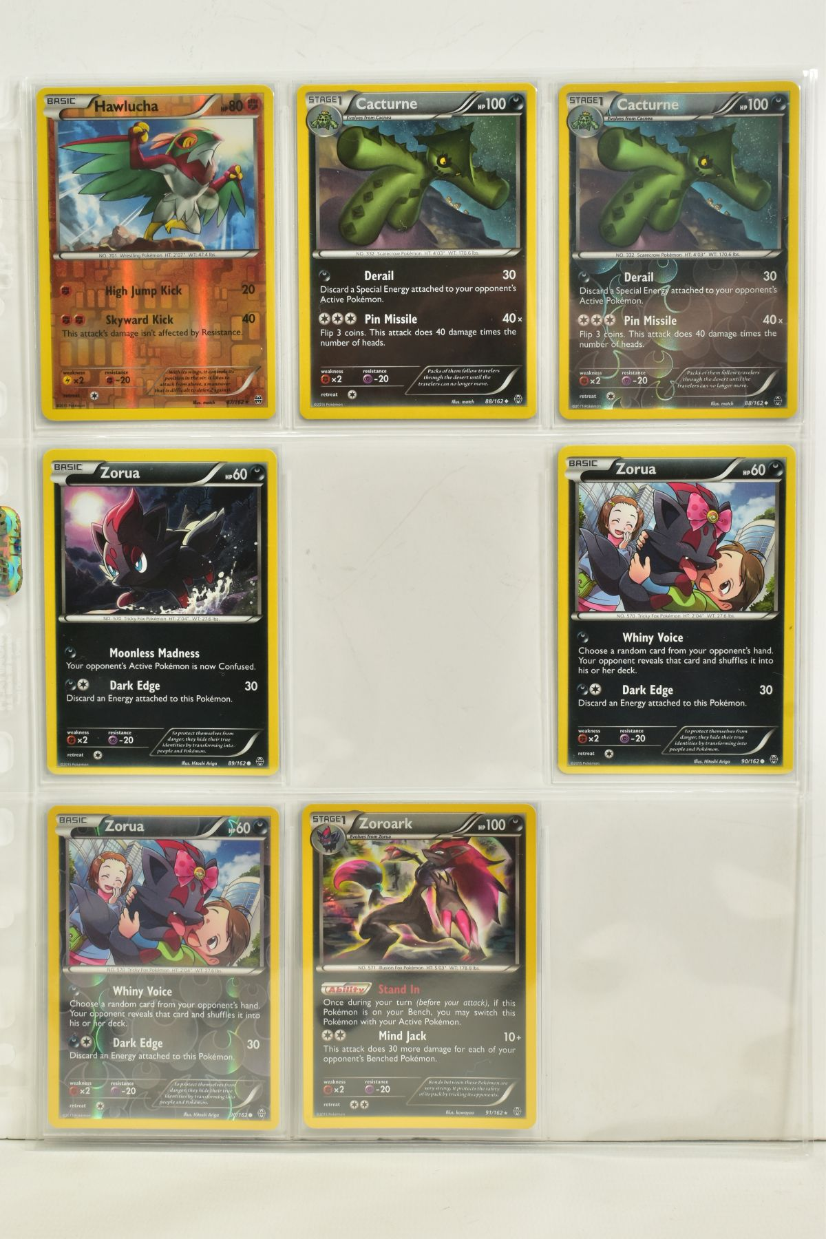 A COLLECTION OF ASSORTED POKEMON CARDS, to include complete master sets of XY Breakpoint, XY Roaring - Image 20 of 108