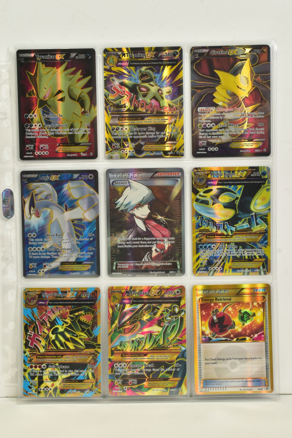 A COLLECTION OF ASSORTED POKEMON CARDS, to include complete master sets of XY Phantom Forces, XY - Image 20 of 101