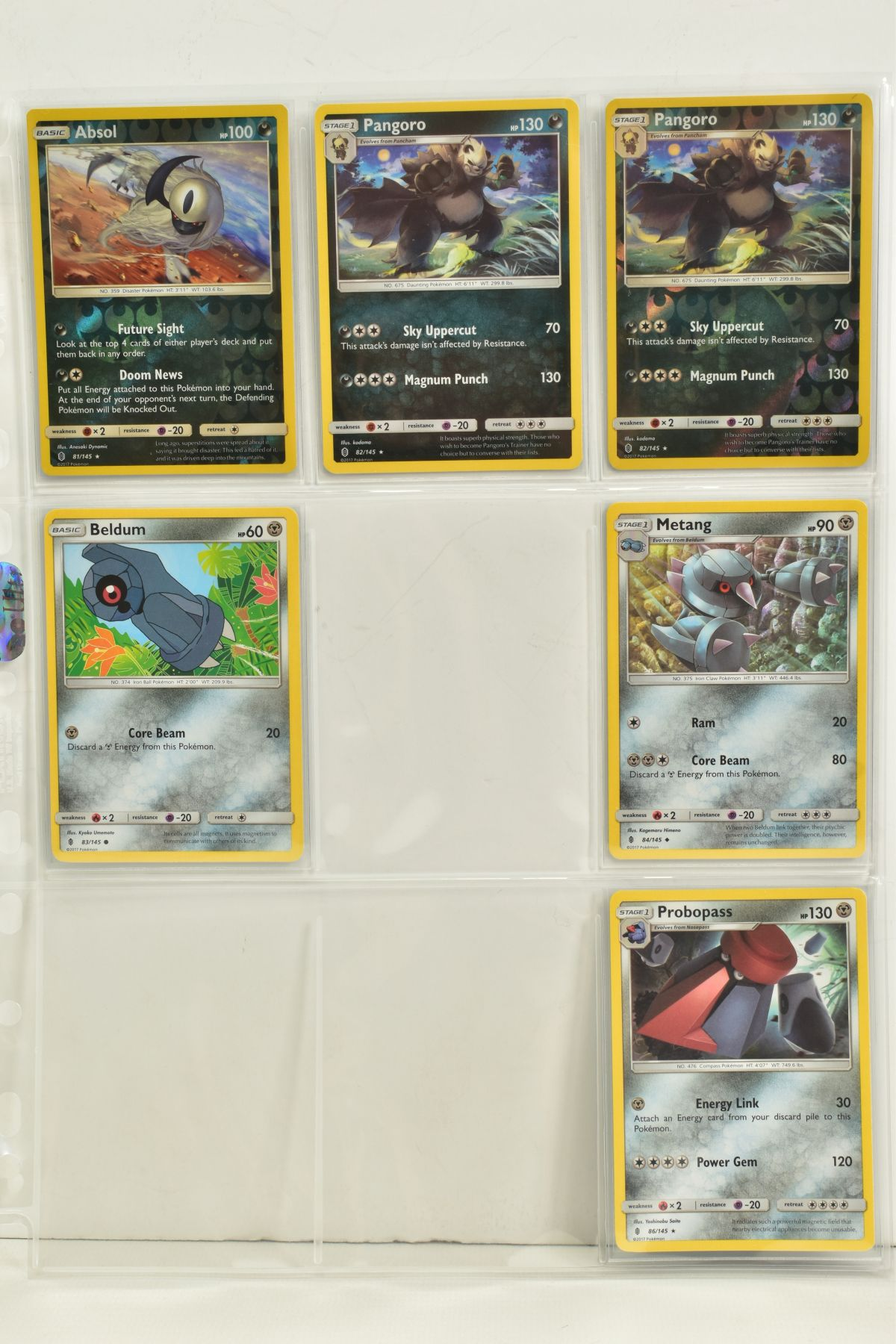 A COLLECTION OF ASSORTED POKEMON CARDS, to include complete master sets of XY Phantom Forces, XY - Image 40 of 101