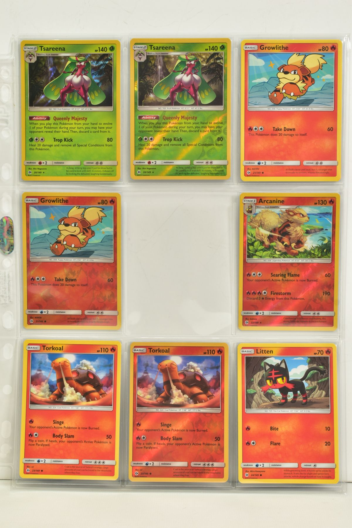 A COLLECTION OF ASSORTED POKEMON CARDS, to include complete master sets of XY Primal Clash, XY - Image 6 of 144