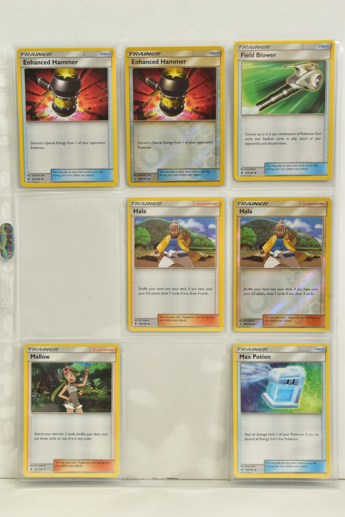 A COLLECTION OF ASSORTED POKEMON CARDS, to include complete master sets of XY Phantom Forces, XY - Image 49 of 101