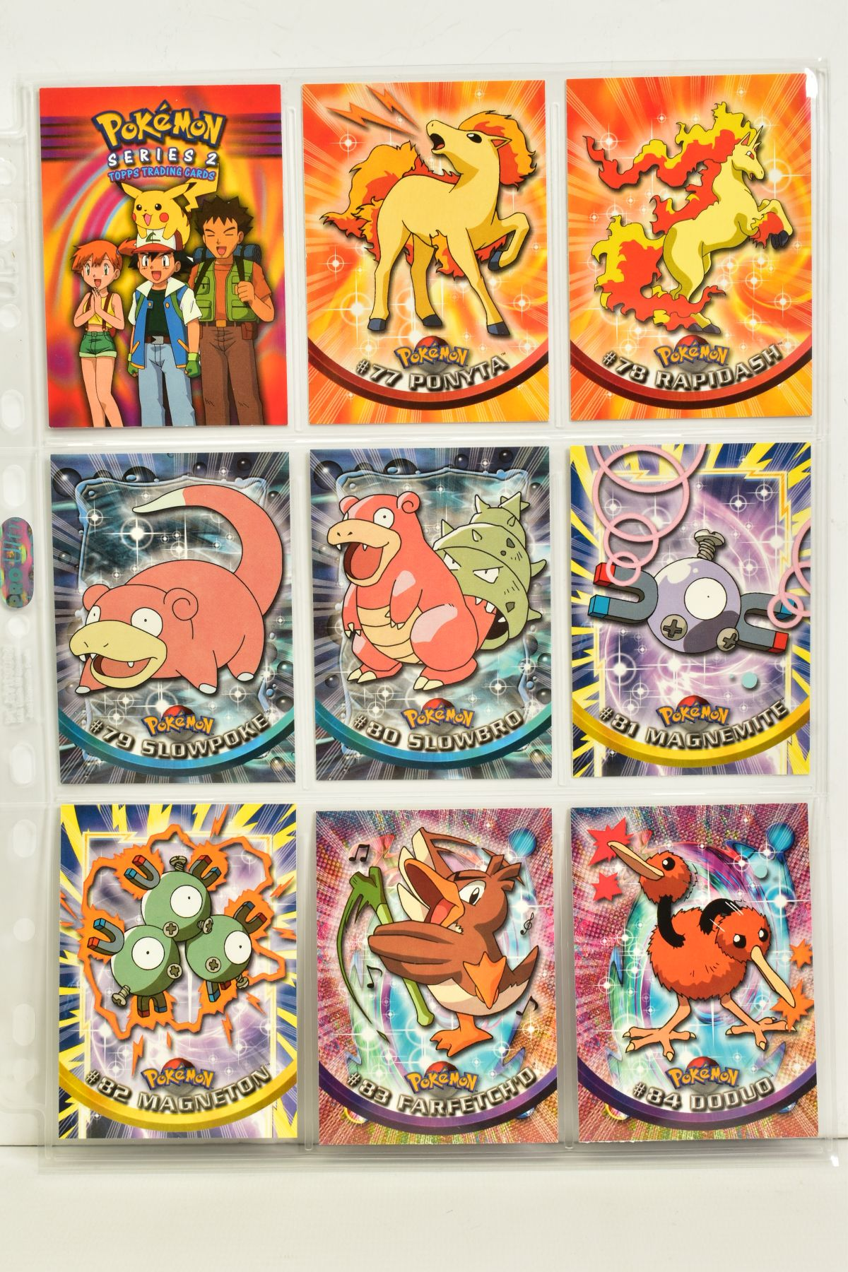 A COLLECTION OF ASSORTED POKEMON CARDS, to include complete master sets of XY Primal Clash, XY - Image 137 of 144