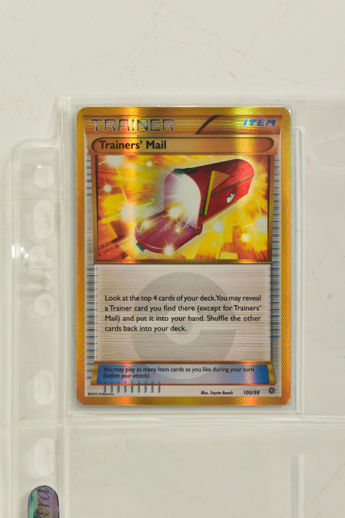A COLLECTION OF ASSORTED POKEMON CARDS, to include complete master sets of XY Phantom Forces, XY - Image 21 of 101
