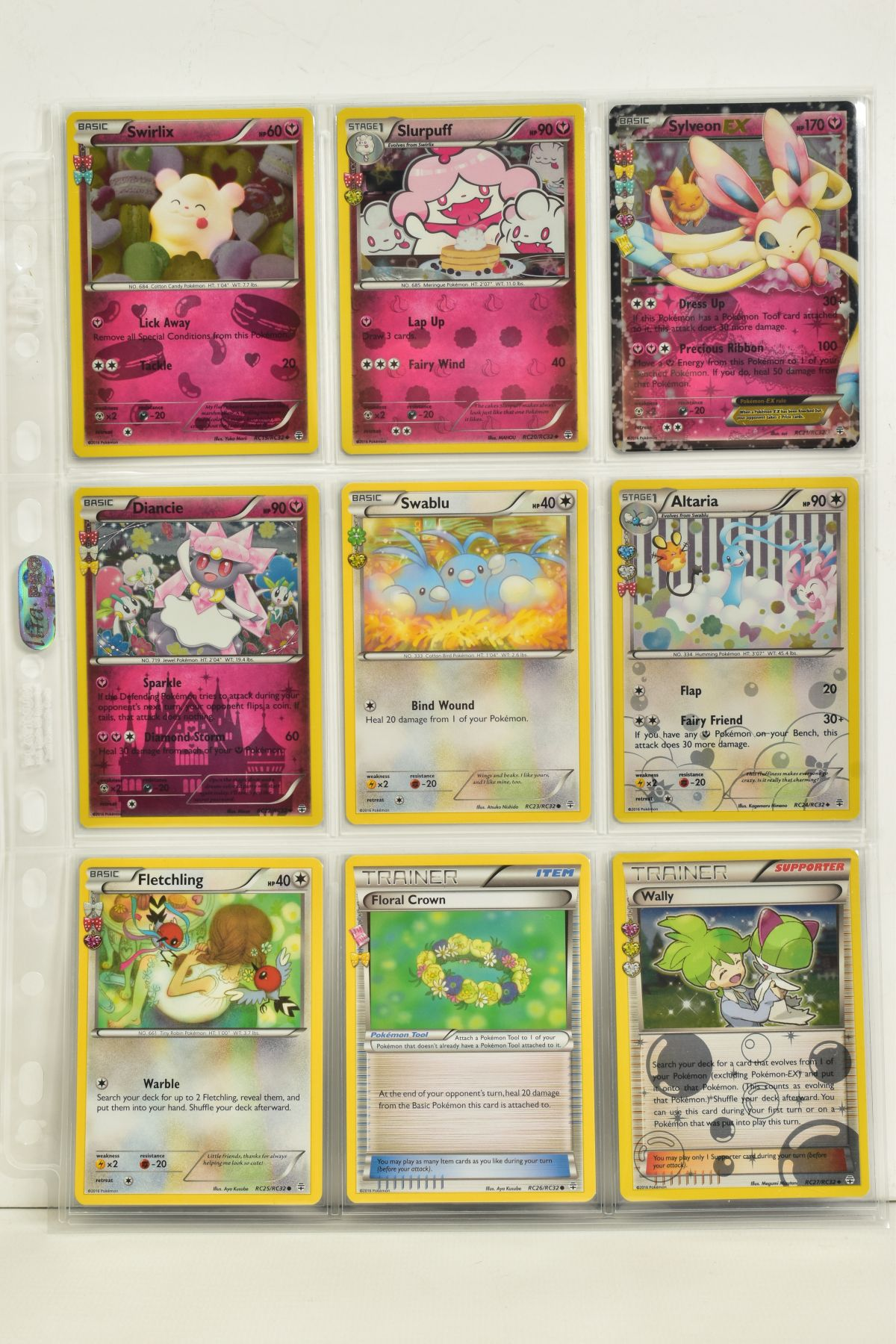 A COLLECTION OF ASSORTED POKEMON CARDS, to include complete master sets of XY Primal Clash, XY - Image 92 of 144