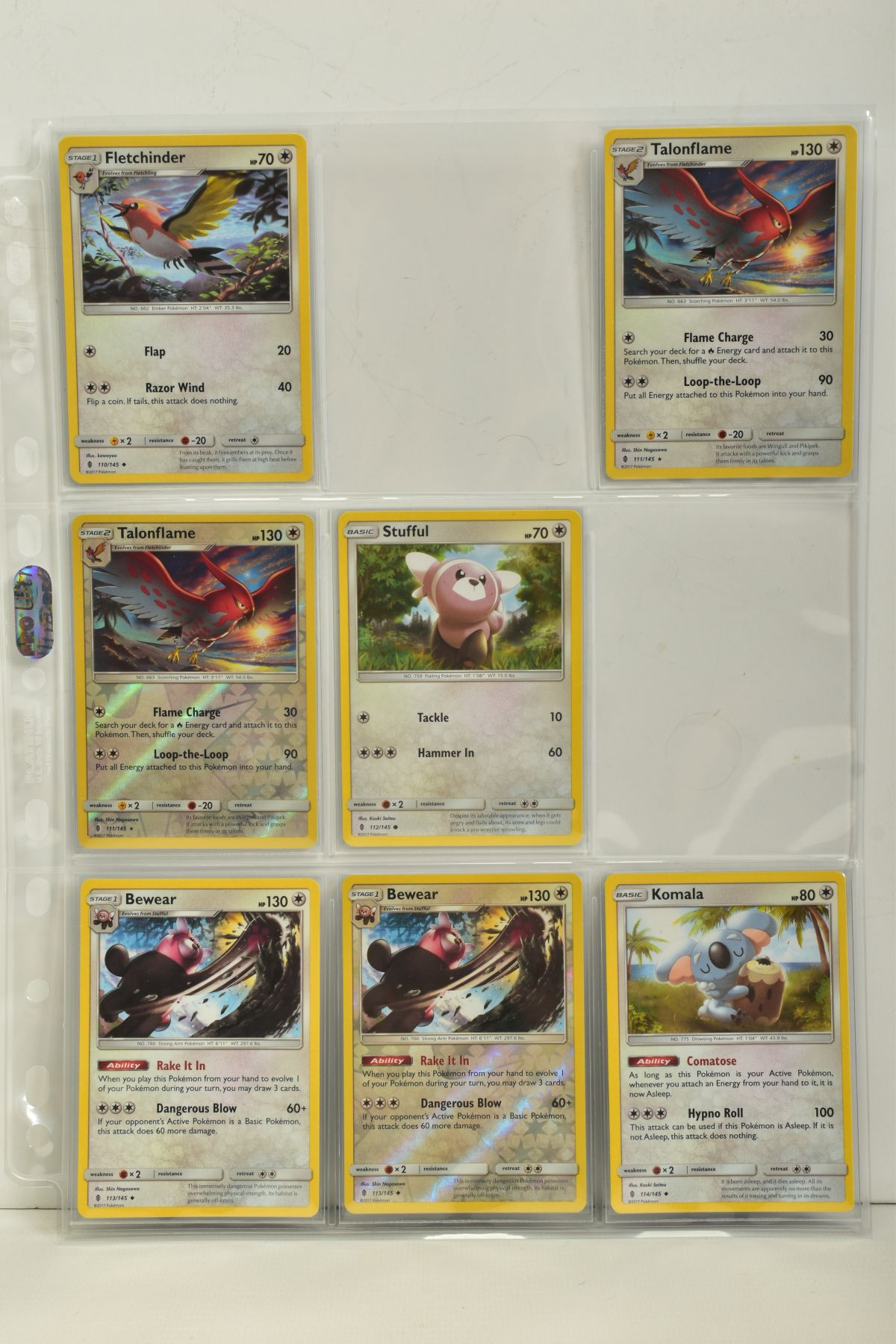 A COLLECTION OF ASSORTED POKEMON CARDS, to include complete master sets of XY Phantom Forces, XY - Image 46 of 101