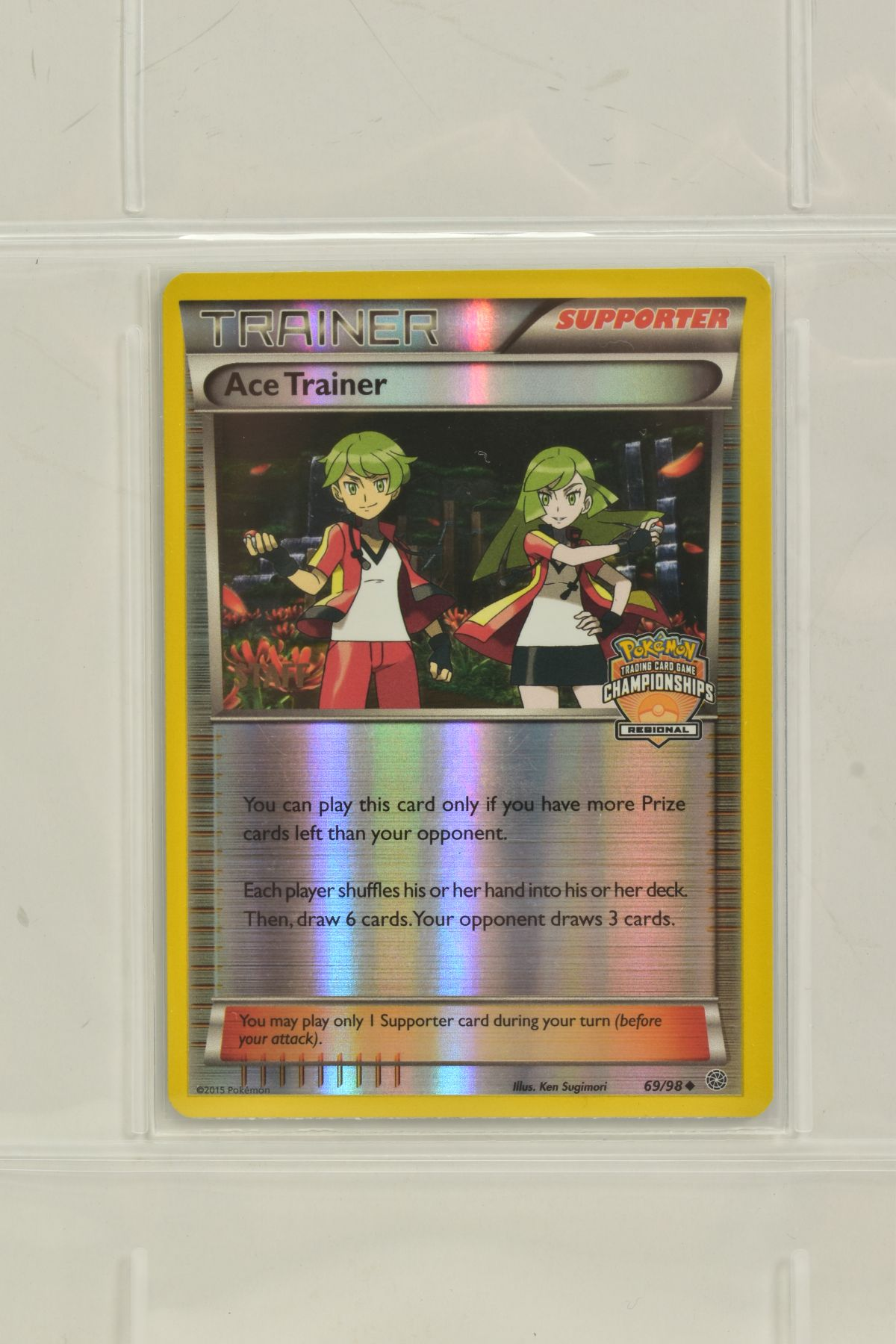 A COLLECTION OF ASSORTED POKEMON CARDS, to include complete master sets of XY Phantom Forces, XY - Image 22 of 101