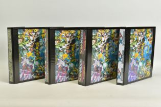 A COLLECTION OF ASSORTED POKEMON CARDS, to include complete master sets of XY Phantom Forces, XY