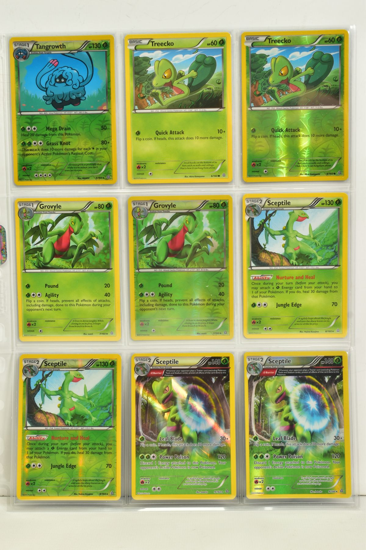 A COLLECTION OF ASSORTED POKEMON CARDS, to include complete master sets of XY Primal Clash, XY - Image 35 of 144
