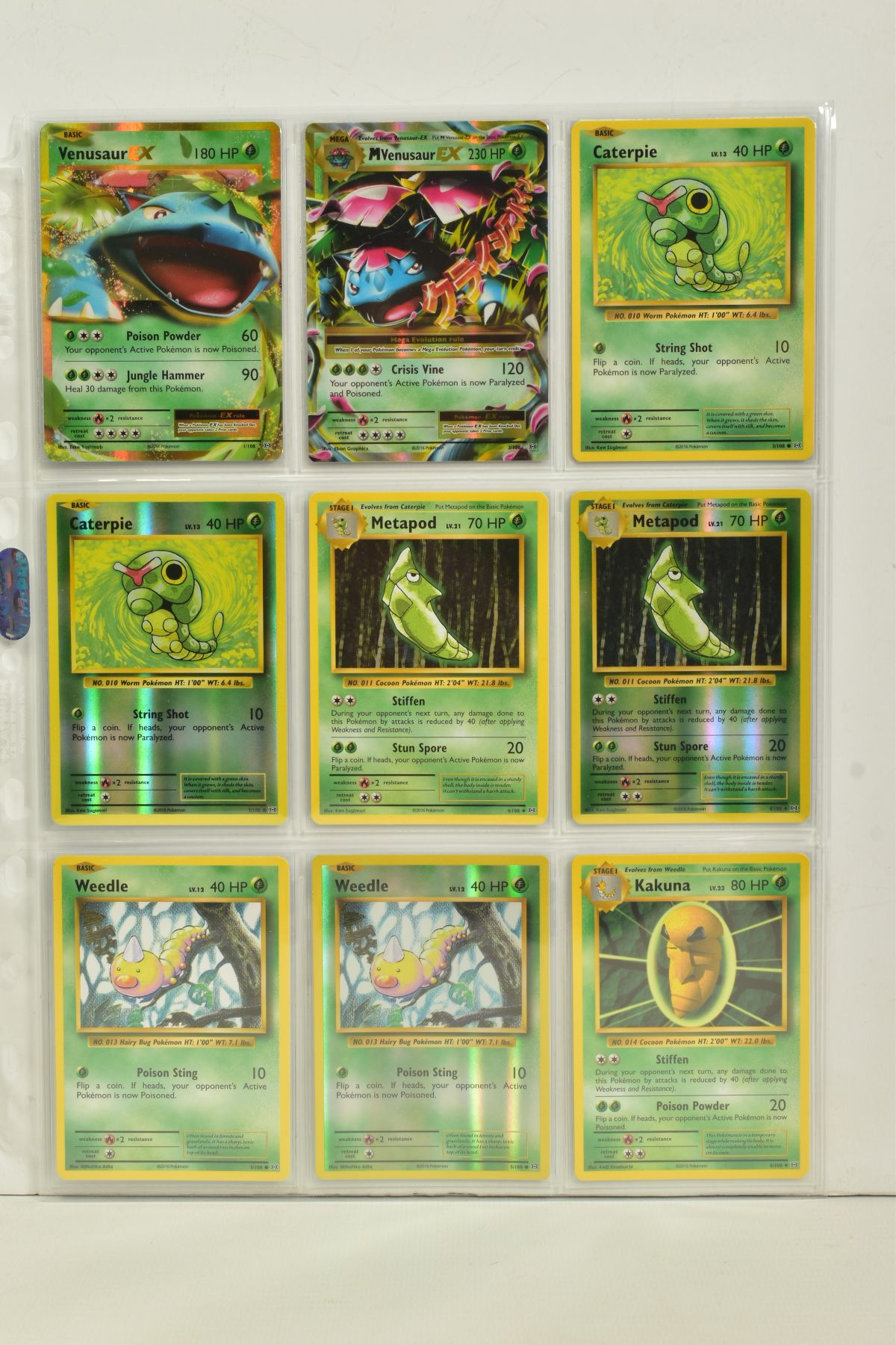 A COLLECTION OF ASSORTED POKEMON CARDS, to include complete master sets of XY Breakpoint, XY Roaring - Image 87 of 108