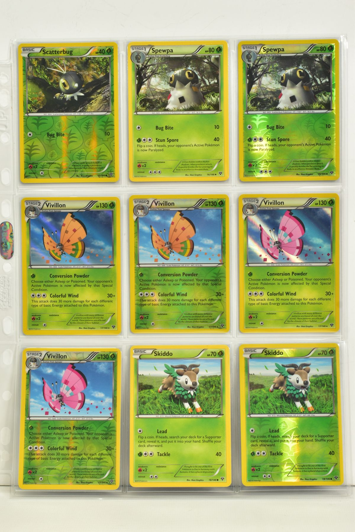 A COLLECTION OF ASSORTED POKEMON CARDS, to include complete master sets of XY Primal Clash, XY - Image 97 of 144