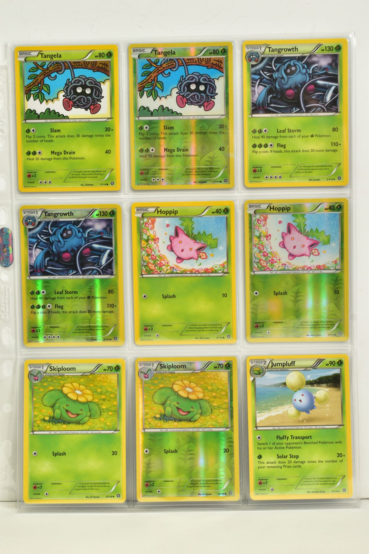 A COLLECTION OF ASSORTED POKEMON CARDS, to include complete master sets of XY Steam Siege, XY - Image 62 of 87