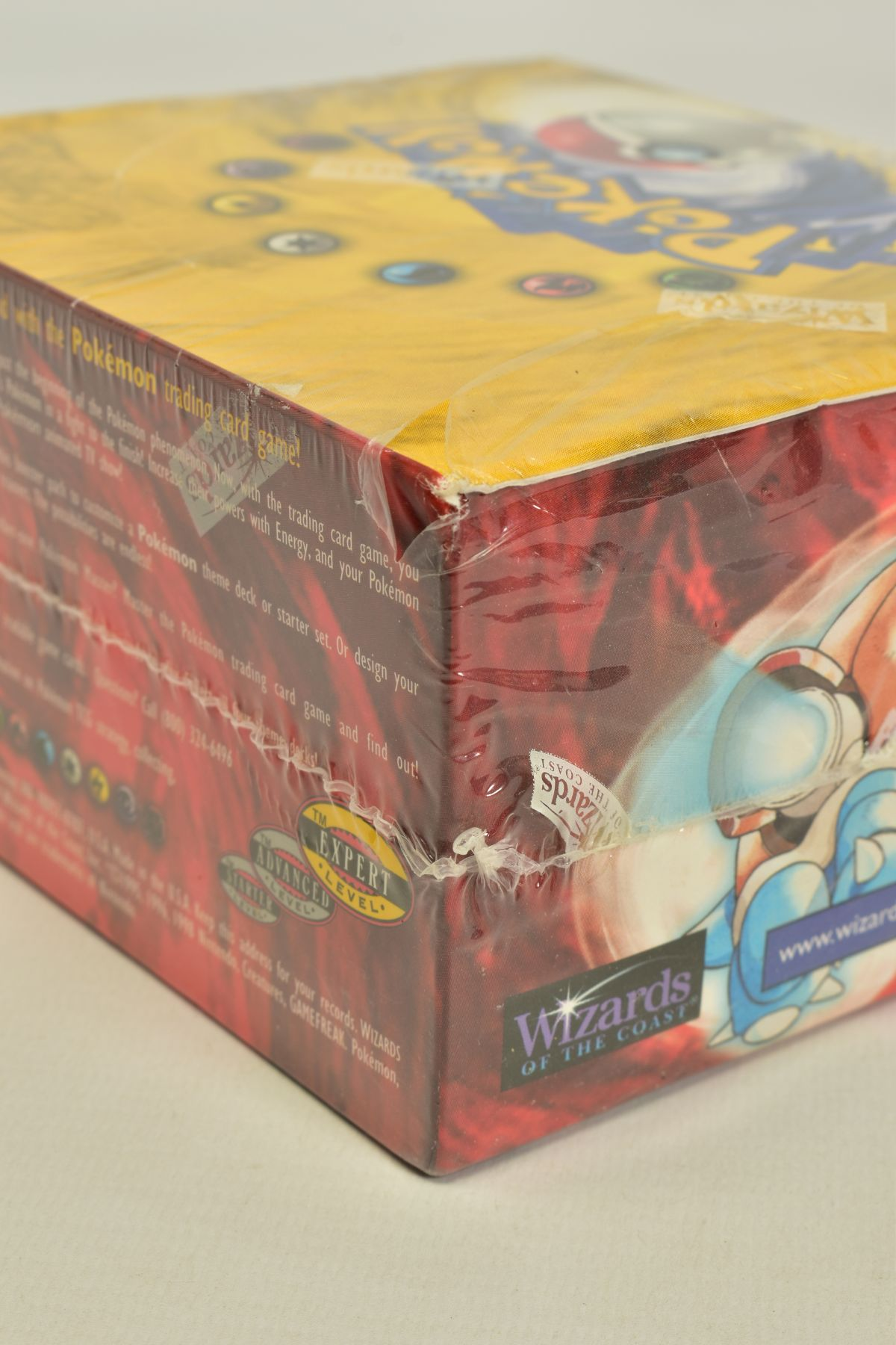 A SEALED POKEMON BASE SET BOOSTER BOX, has some minor damage to cellophane on top left hand corner - Image 11 of 13