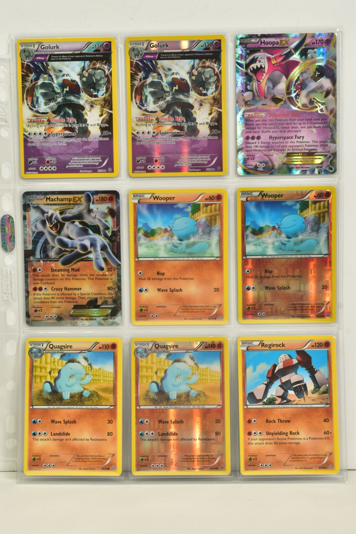 A COLLECTION OF ASSORTED POKEMON CARDS, to include complete master sets of XY Phantom Forces, XY - Image 9 of 101