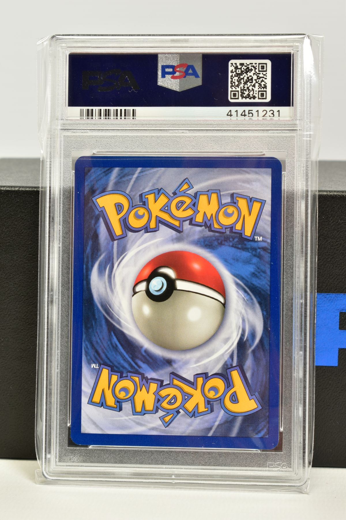 A PSA GRADED POKEMON 1ST EDITION FOSSIL SET ZAPDOS HOLO CARD, (15/62), graded GEM MINT 10 and sealed - Image 2 of 2