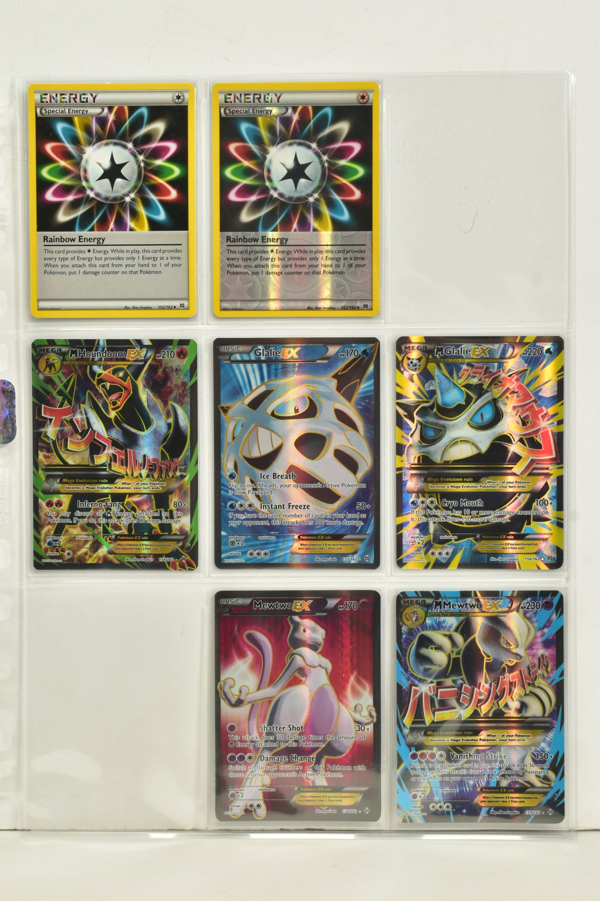 A COLLECTION OF ASSORTED POKEMON CARDS, to include complete master sets of XY Breakpoint, XY Roaring - Image 34 of 108