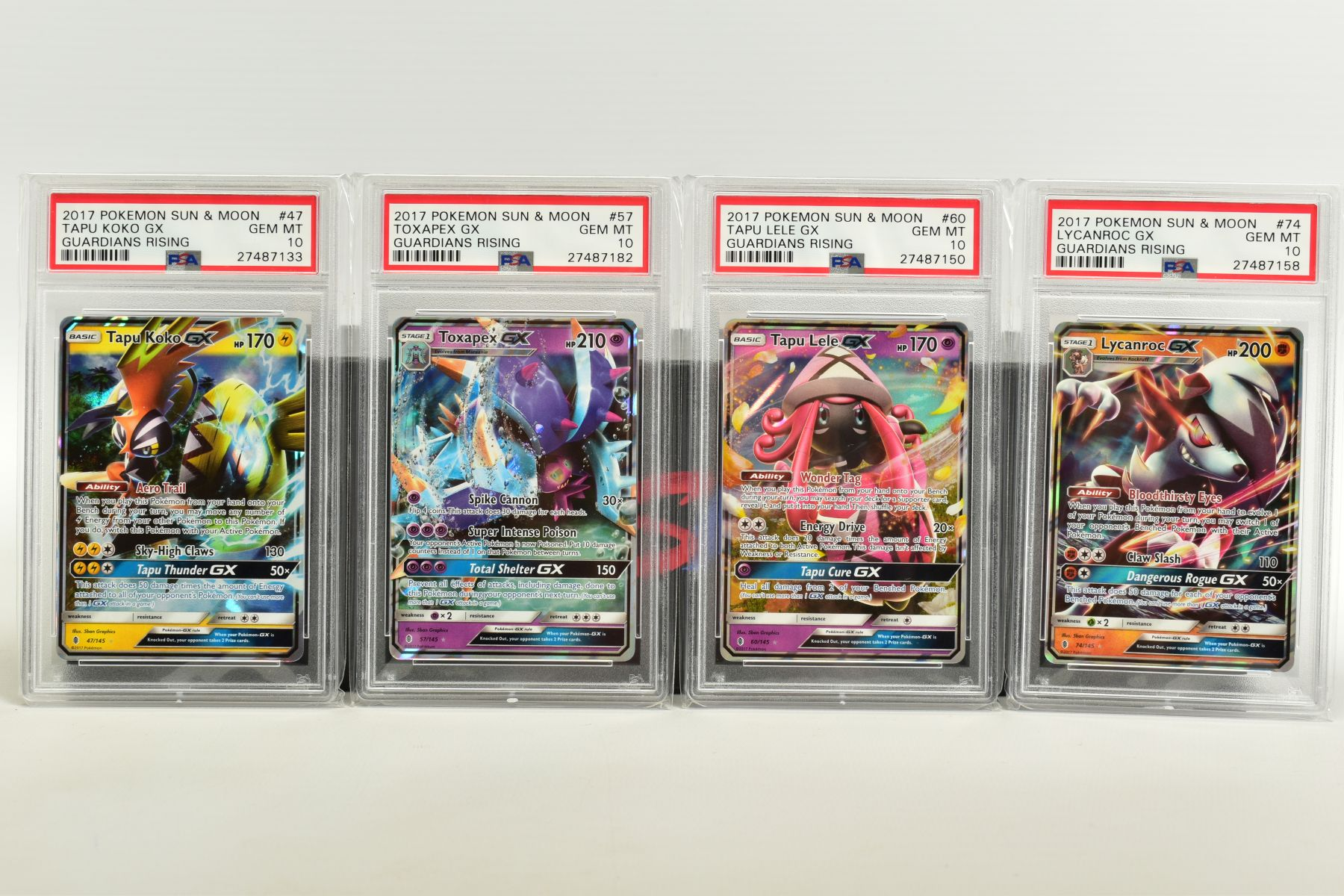 A QUANTITY OF PSA GRADED POKEMON CARDS, assorted cards from the Southern Islands Promos, Build-A- - Image 8 of 12