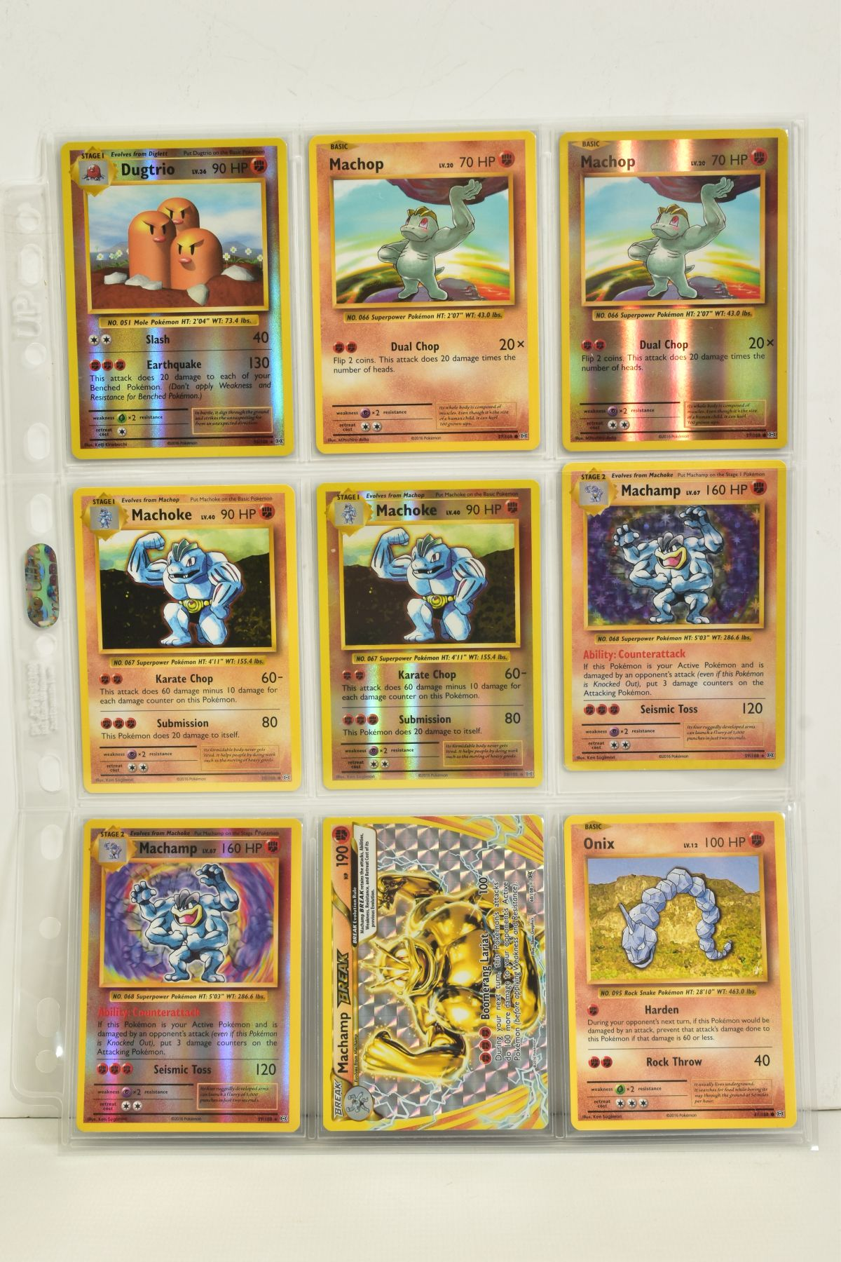 A COLLECTION OF ASSORTED POKEMON CARDS, to include complete master sets of XY Breakpoint, XY Roaring - Image 98 of 108