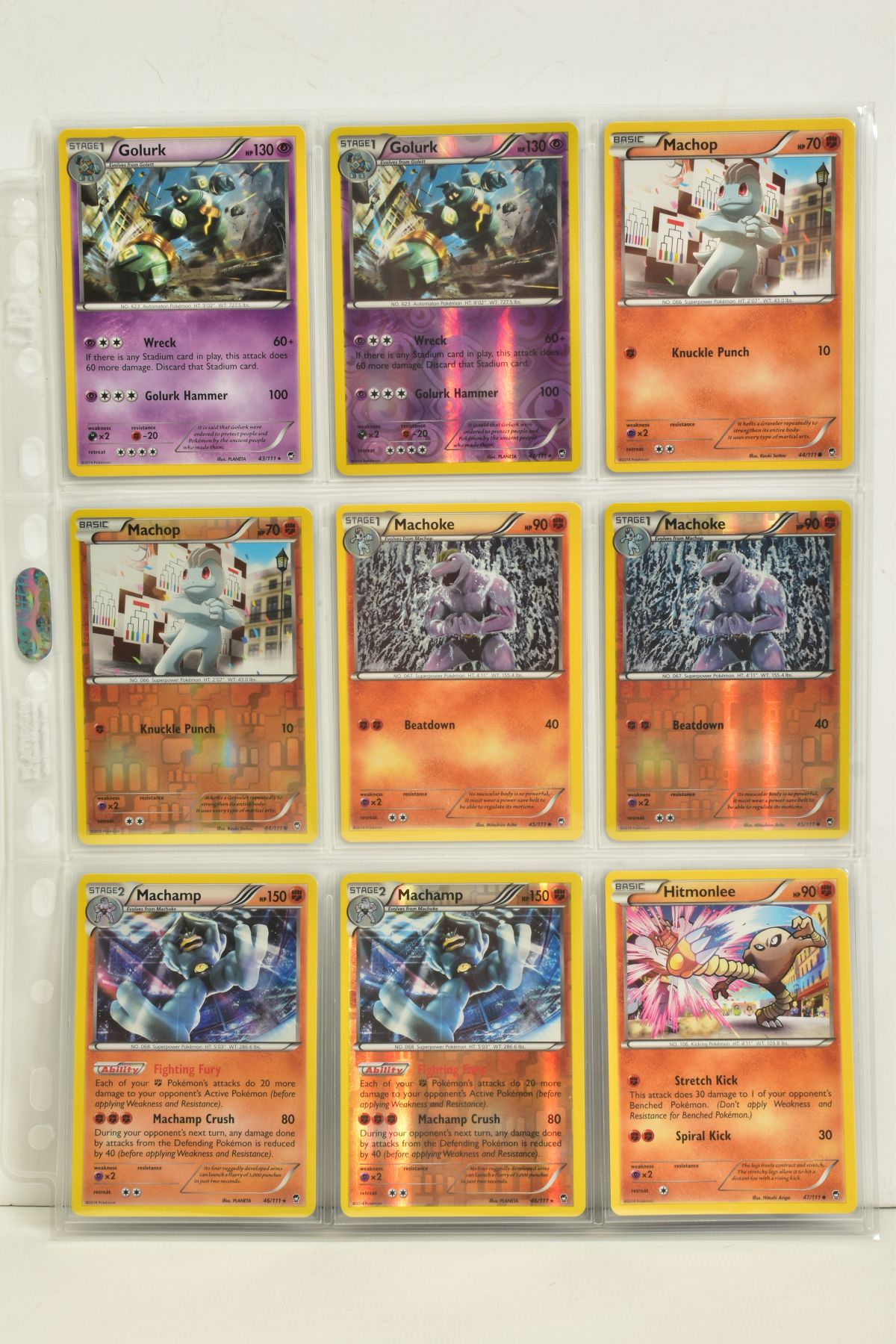 A COLLECTION OF ASSORTED POKEMON CARDS, to include complete master sets of XY Phantom Forces, XY - Image 86 of 101