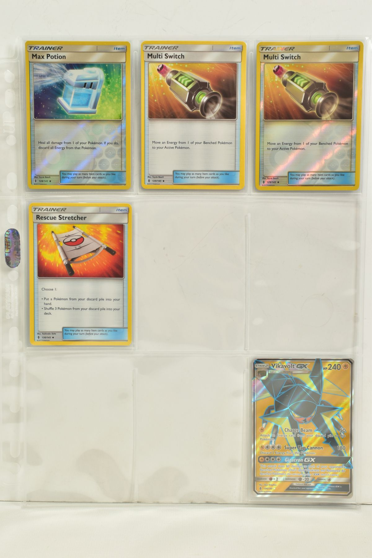 A COLLECTION OF ASSORTED POKEMON CARDS, to include complete master sets of XY Phantom Forces, XY - Image 50 of 101