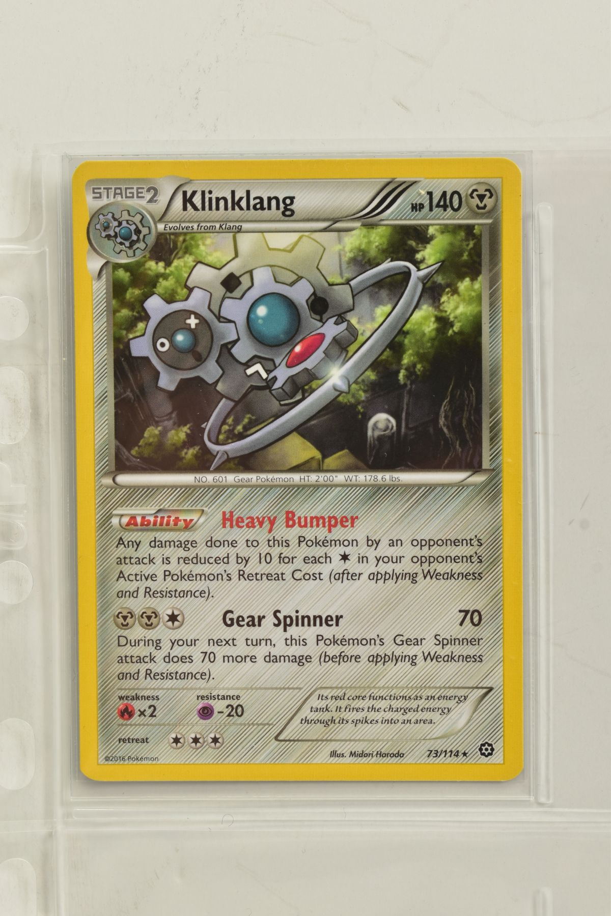 A COLLECTION OF ASSORTED POKEMON CARDS, to include complete master sets of XY Steam Siege, XY - Image 87 of 87