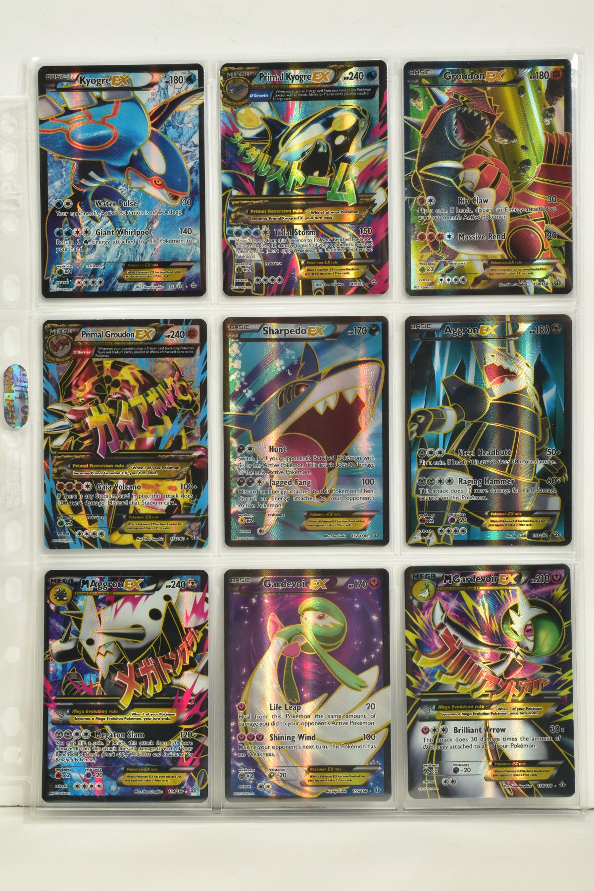 A COLLECTION OF ASSORTED POKEMON CARDS, to include complete master sets of XY Primal Clash, XY - Image 65 of 144