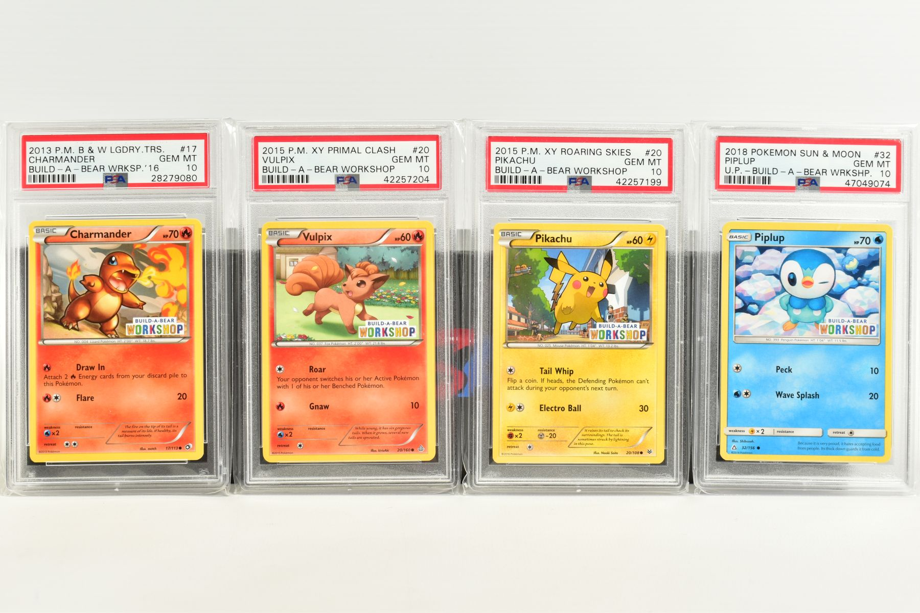 A QUANTITY OF PSA GRADED POKEMON CARDS, assorted cards from the Southern Islands Promos, Build-A- - Image 5 of 12
