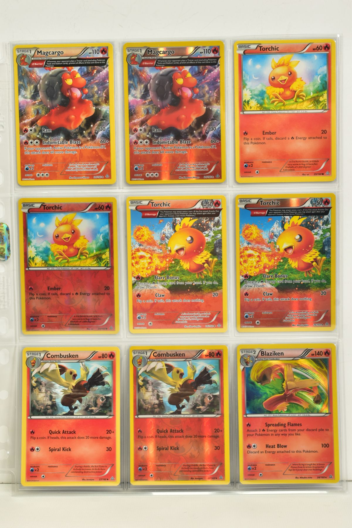 A COLLECTION OF ASSORTED POKEMON CARDS, to include complete master sets of XY Primal Clash, XY - Image 39 of 144