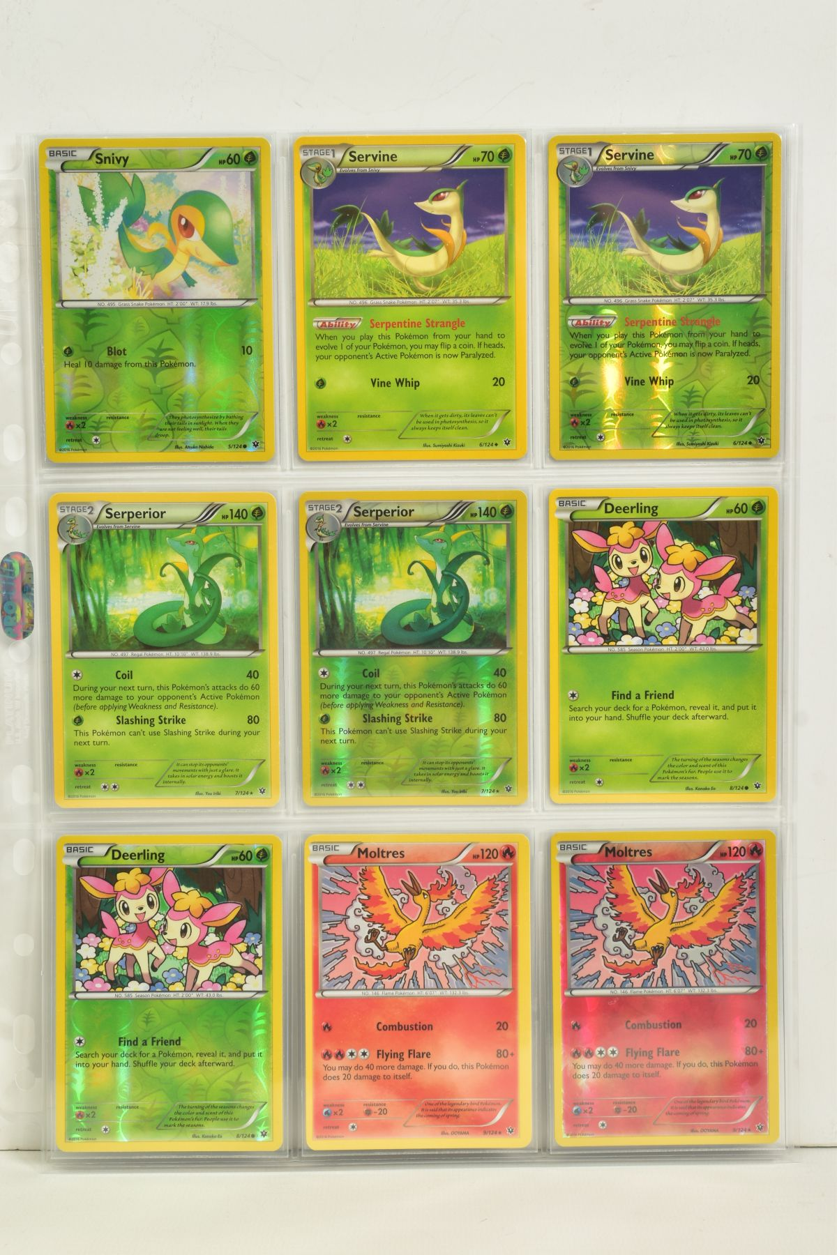 A COLLECTION OF ASSORTED POKEMON CARDS, to include complete master sets of XY Steam Siege, XY - Image 26 of 87