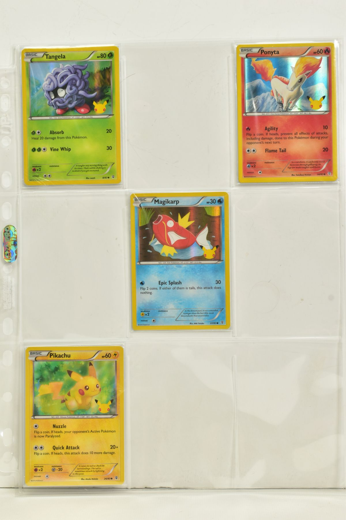 A COLLECTION OF ASSORTED POKEMON CARDS, to include complete master sets of XY Primal Clash, XY - Image 88 of 144