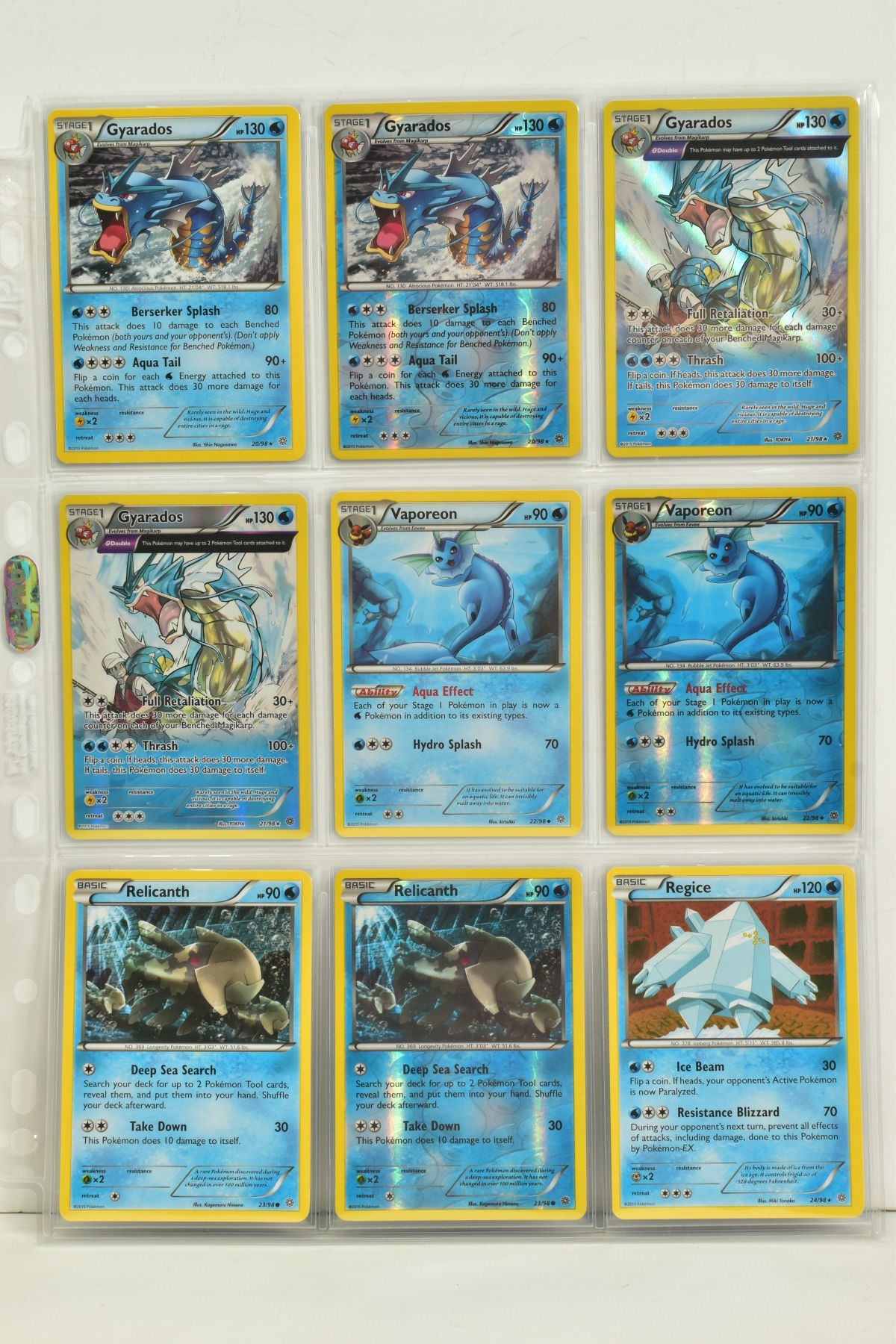 A COLLECTION OF ASSORTED POKEMON CARDS, to include complete master sets of XY Phantom Forces, XY - Image 6 of 101