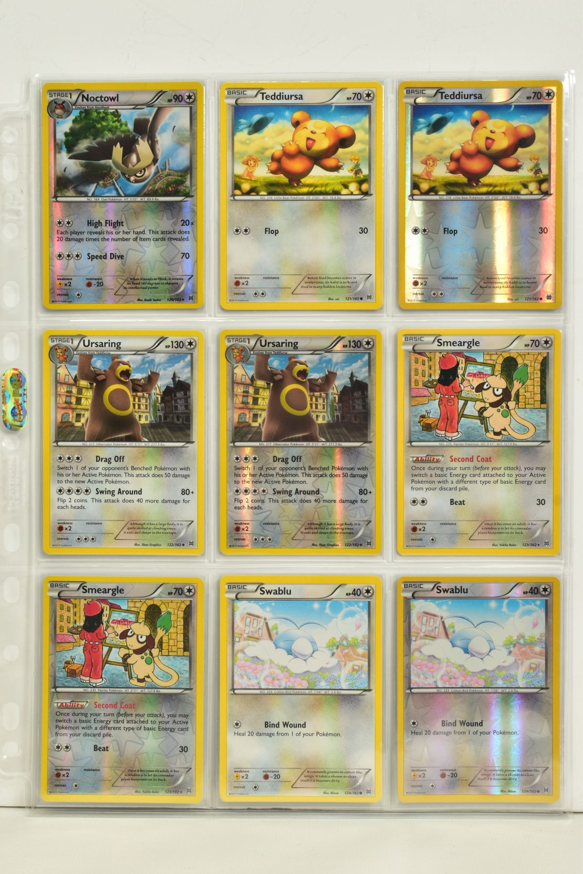 A COLLECTION OF ASSORTED POKEMON CARDS, to include complete master sets of XY Breakpoint, XY Roaring - Image 27 of 108