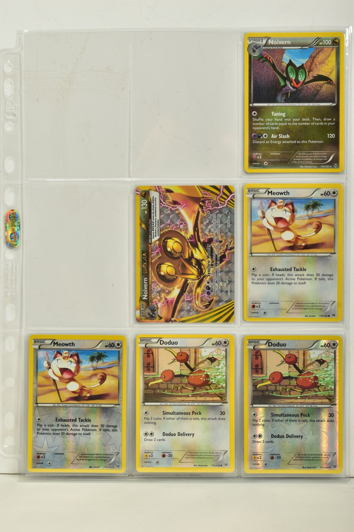 A COLLECTION OF ASSORTED POKEMON CARDS, to include complete master sets of XY Breakpoint, XY Roaring - Image 25 of 108
