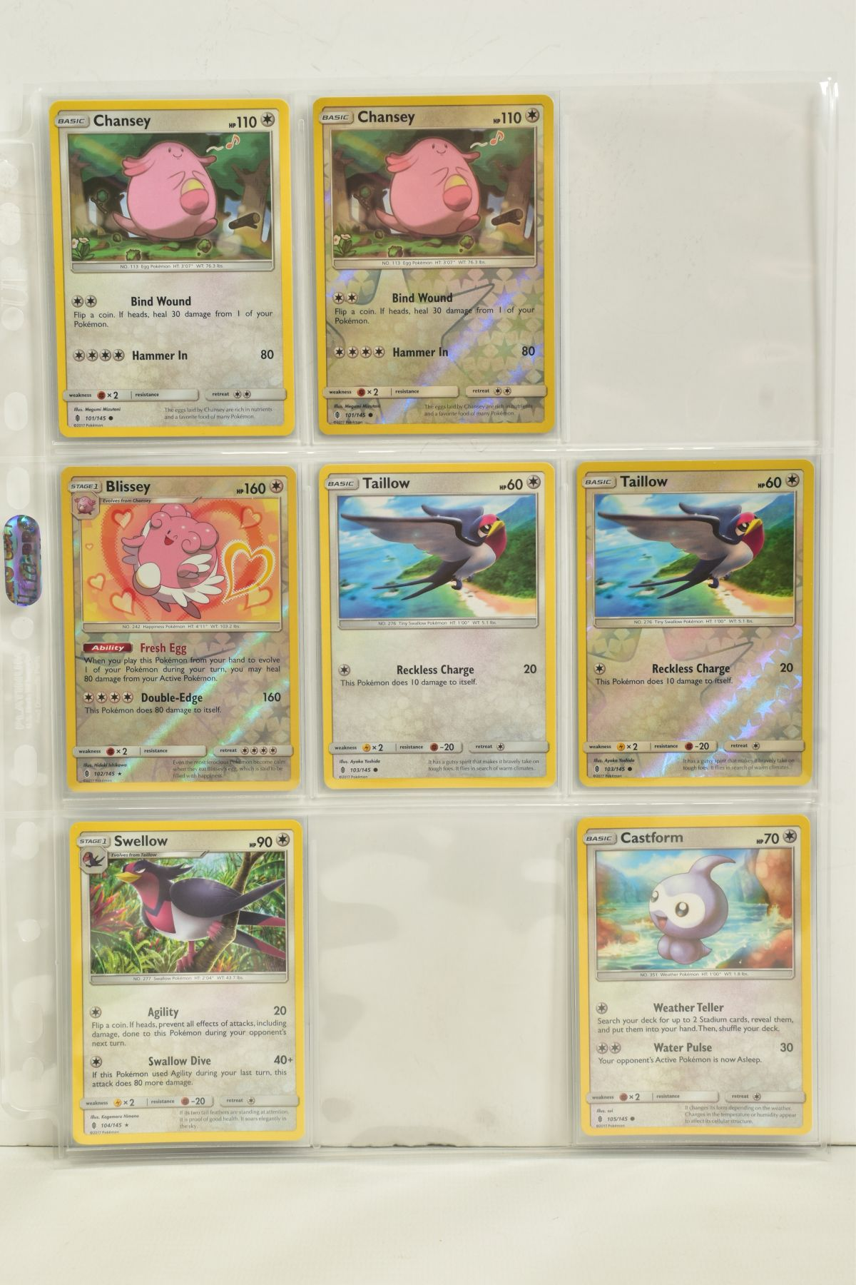 A COLLECTION OF ASSORTED POKEMON CARDS, to include complete master sets of XY Phantom Forces, XY - Image 44 of 101