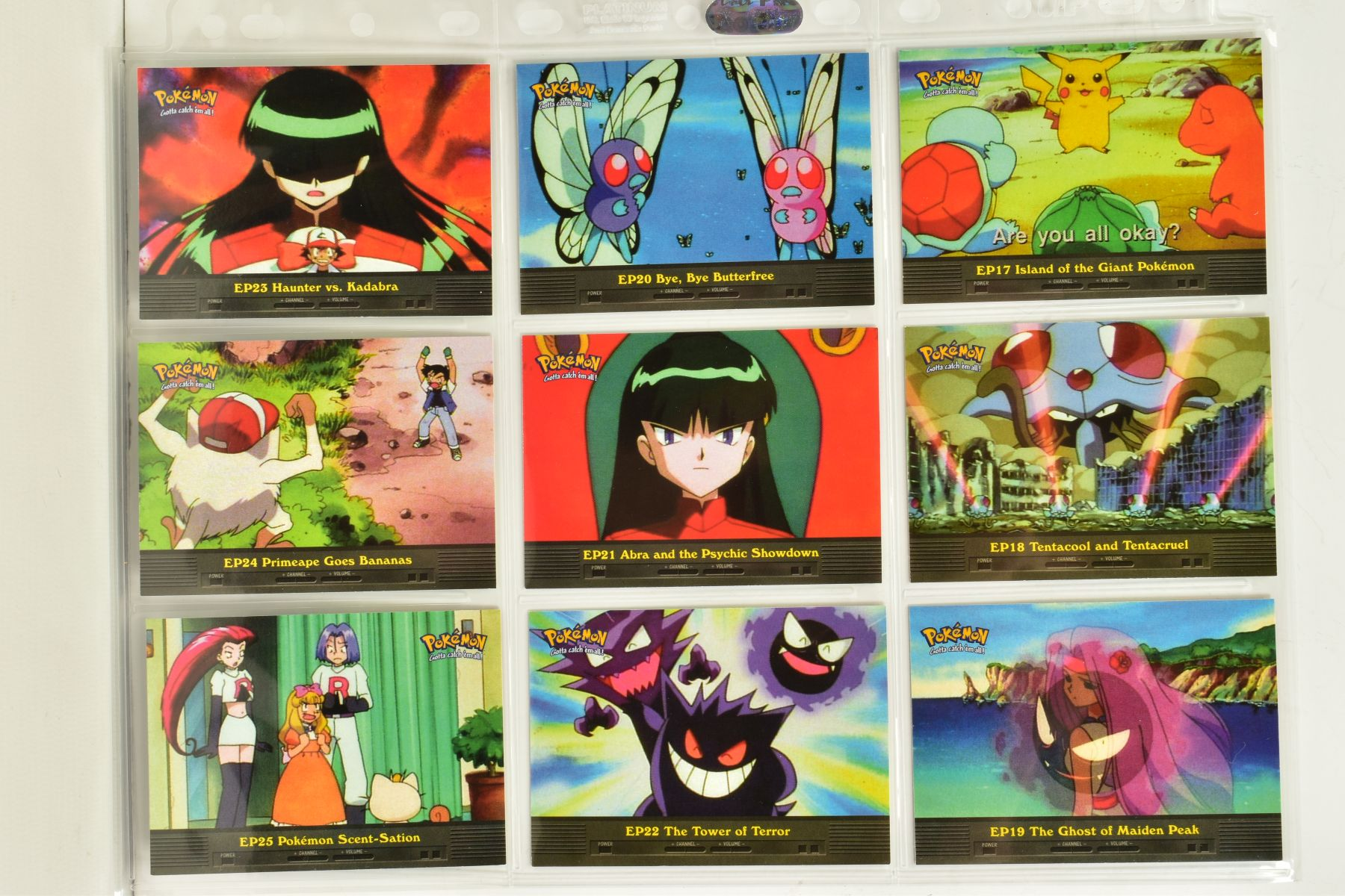 A COLLECTION OF ASSORTED POKEMON CARDS, to include complete master sets of XY Primal Clash, XY - Image 144 of 144