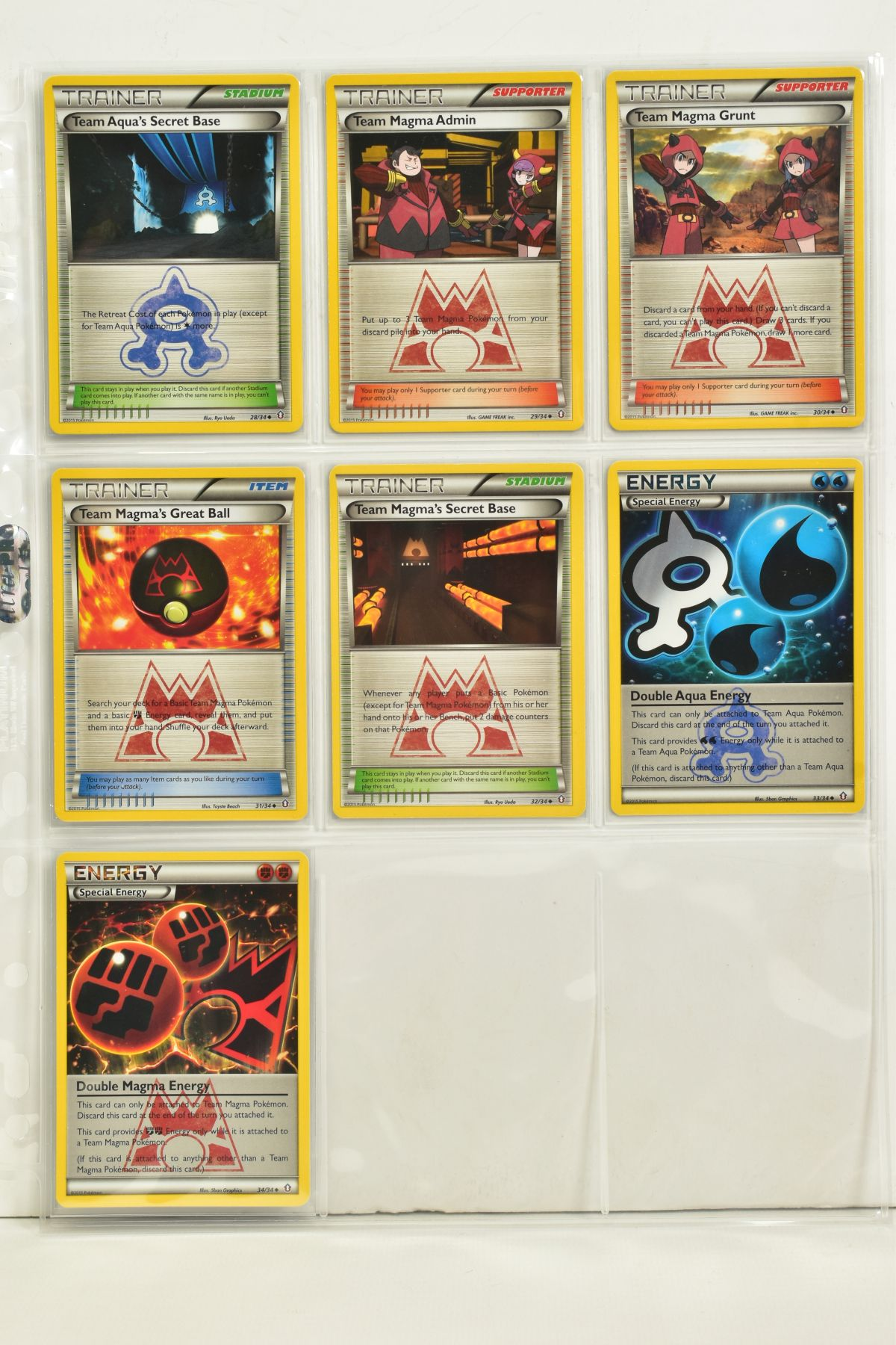 A COLLECTION OF ASSORTED POKEMON CARDS, to include complete master sets of XY Primal Clash, XY - Image 70 of 144