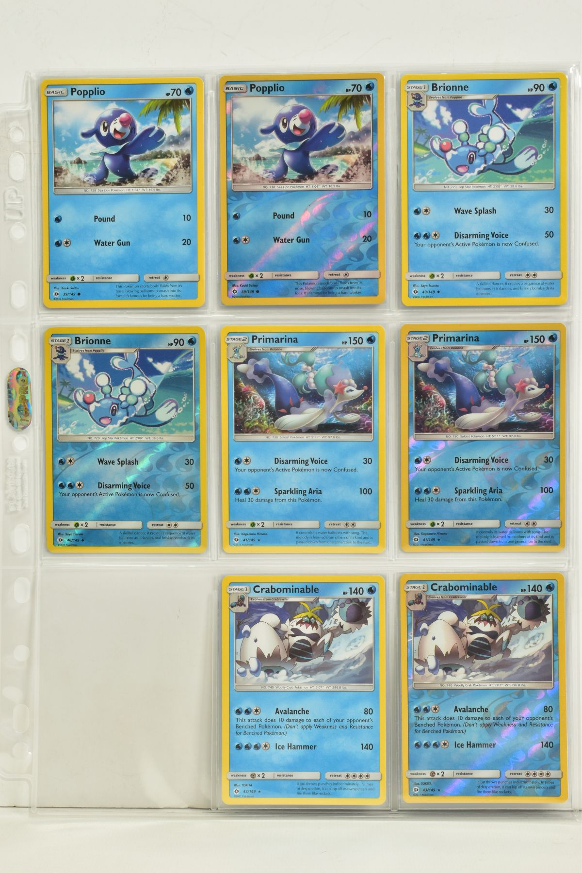 A COLLECTION OF ASSORTED POKEMON CARDS, to include complete master sets of XY Primal Clash, XY - Image 10 of 144