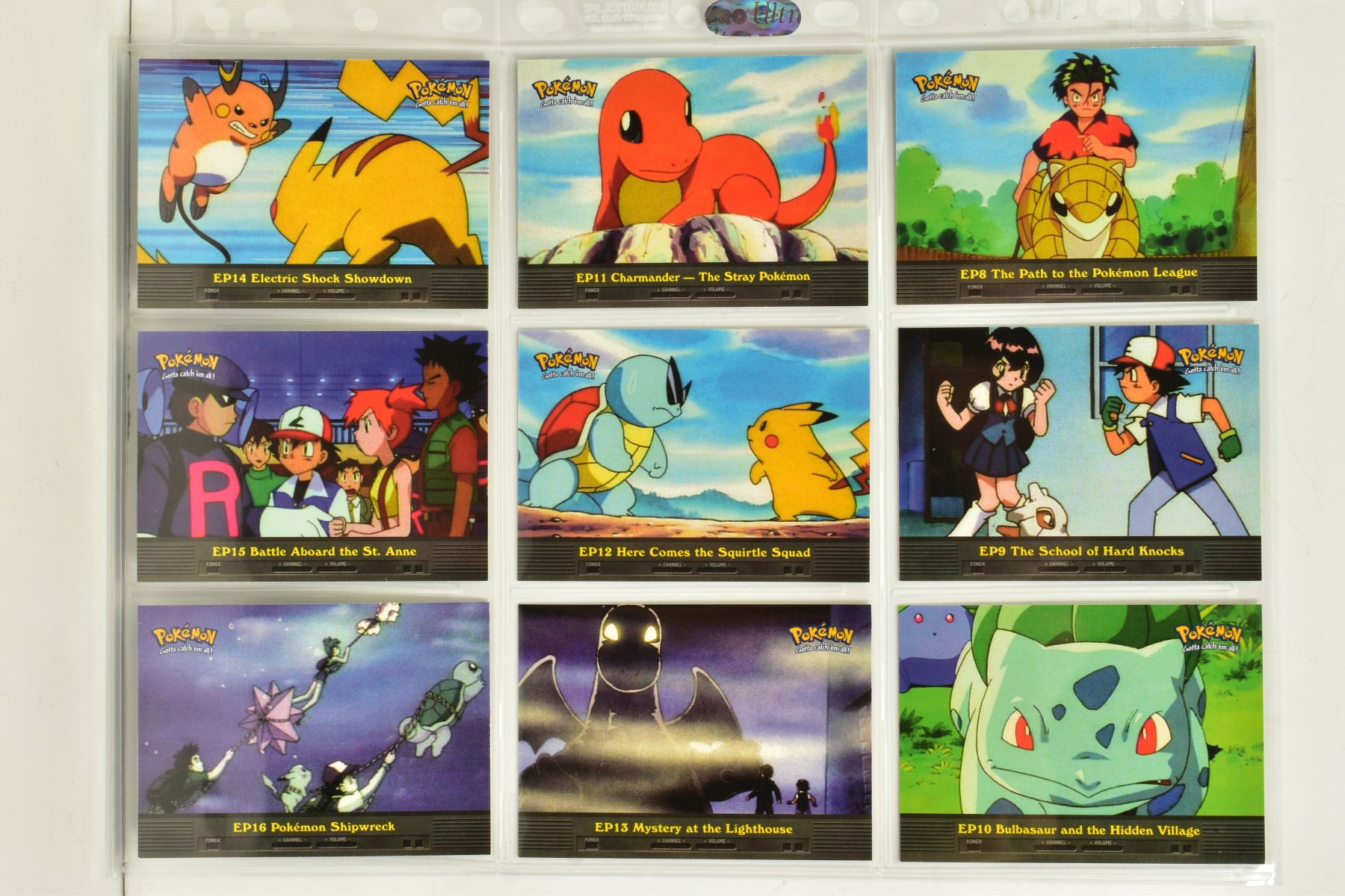 A COLLECTION OF ASSORTED POKEMON CARDS, to include complete master sets of XY Primal Clash, XY - Image 143 of 144