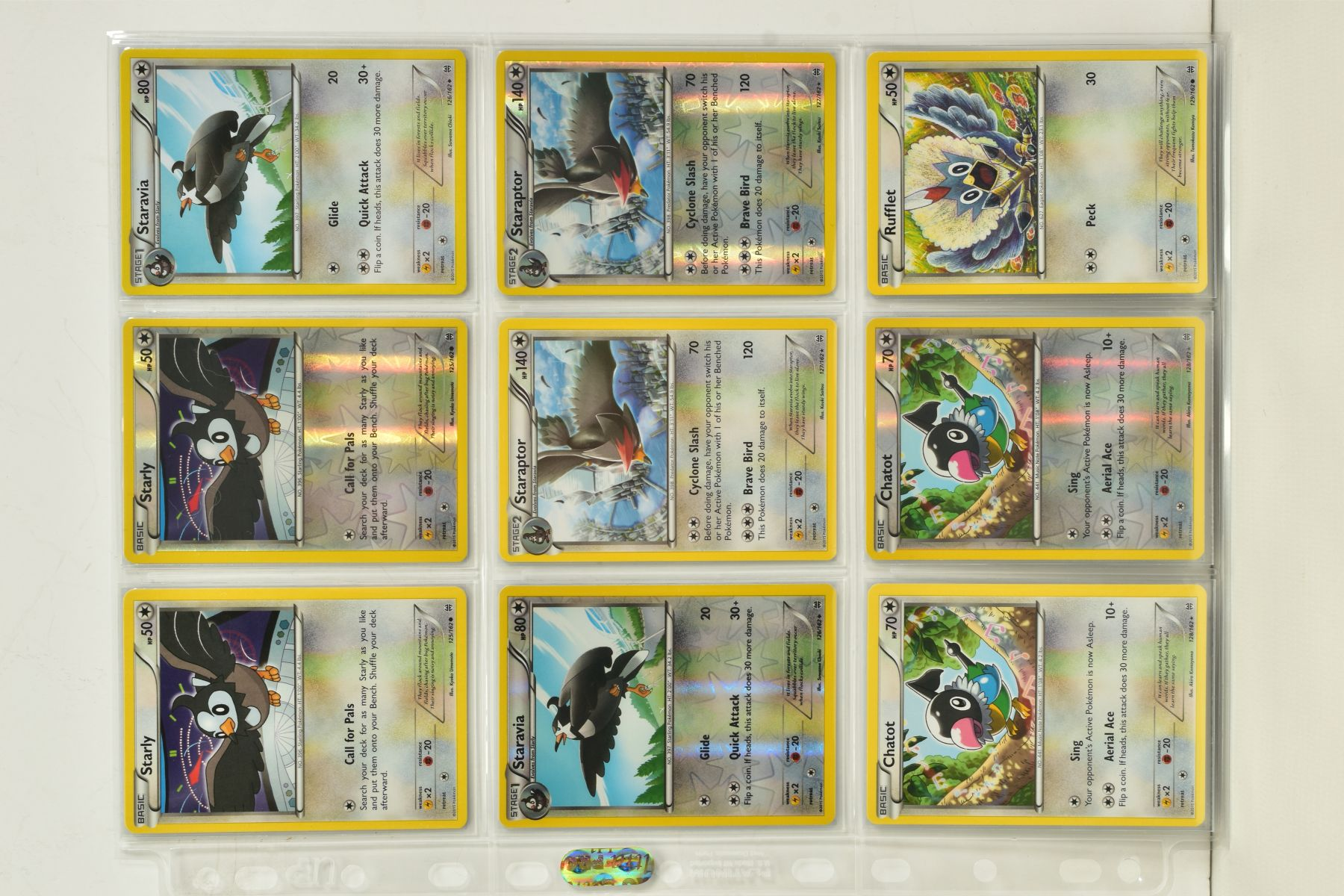 A COLLECTION OF ASSORTED POKEMON CARDS, to include complete master sets of XY Breakpoint, XY Roaring - Image 28 of 108