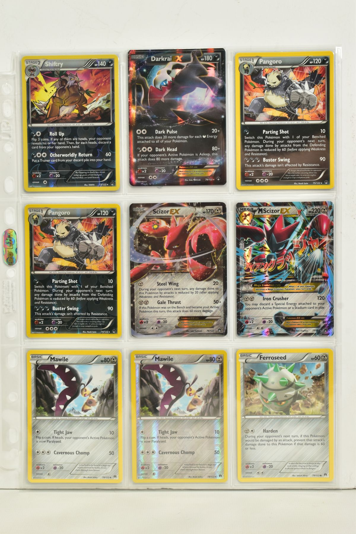 A COLLECTION OF ASSORTED POKEMON CARDS, to include complete master sets of XY Breakpoint, XY Roaring - Image 55 of 108